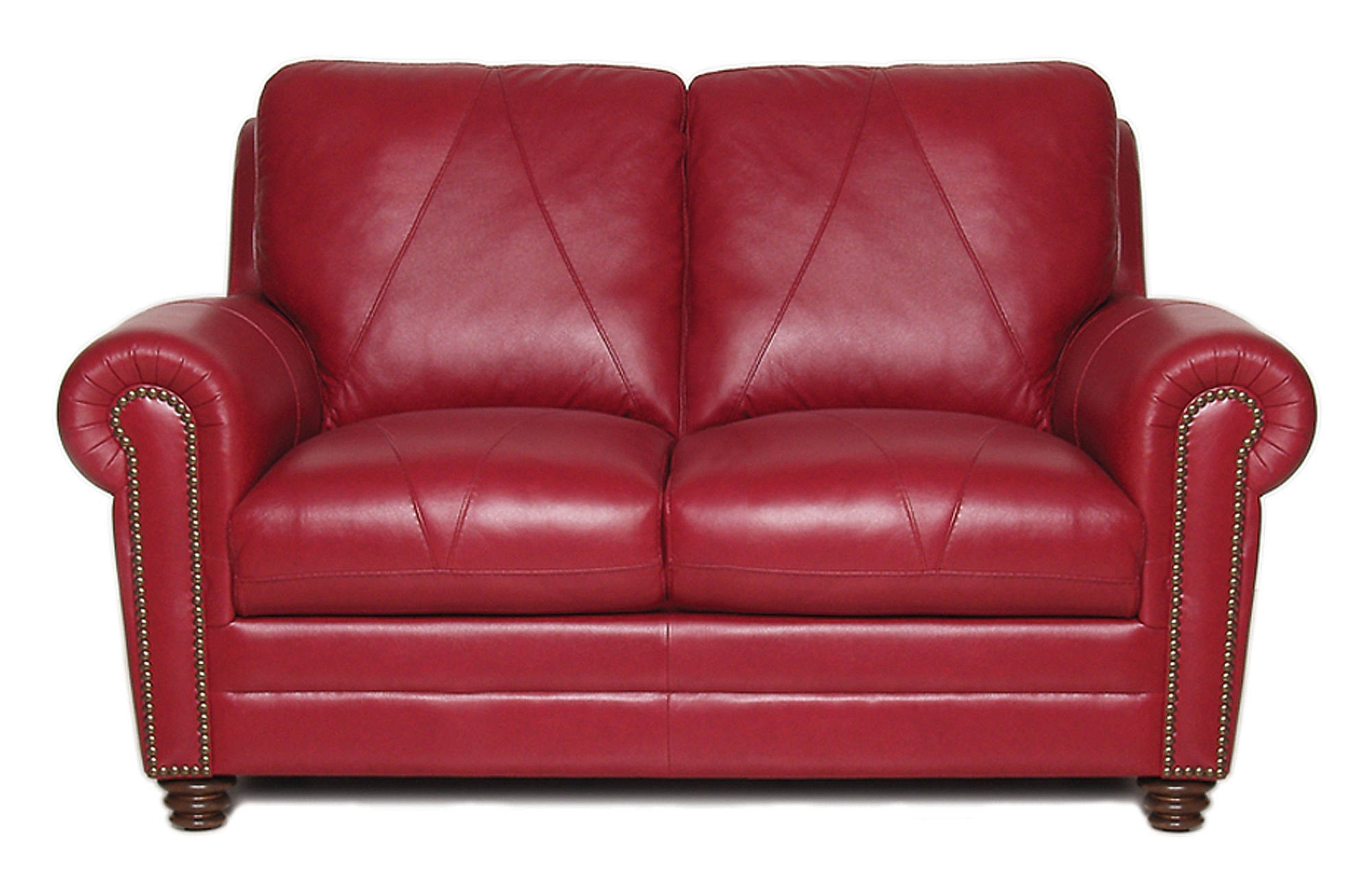 Weston Collection – Luke Leather Furniture Throughout Well Known Red Sofa Chairs (View 15 of 15)