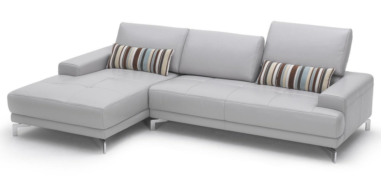 White Modern Sofas For Most Recent Sofas Modern And Modern Sofa White New York (View 11 of 15)