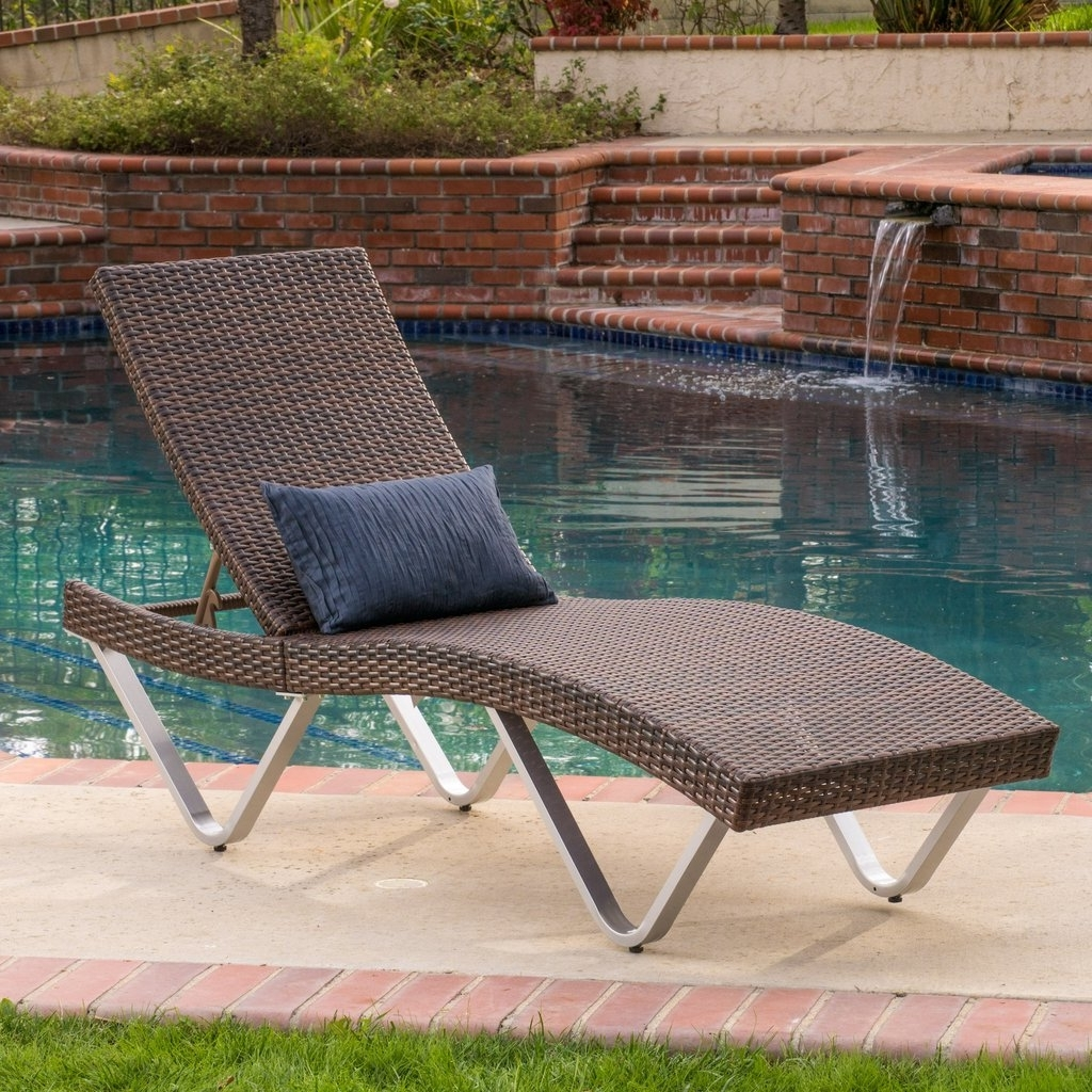 Wicker Chaise Lounge Chair Resin Is Best 12 – Quantiply (View 14 of 15)