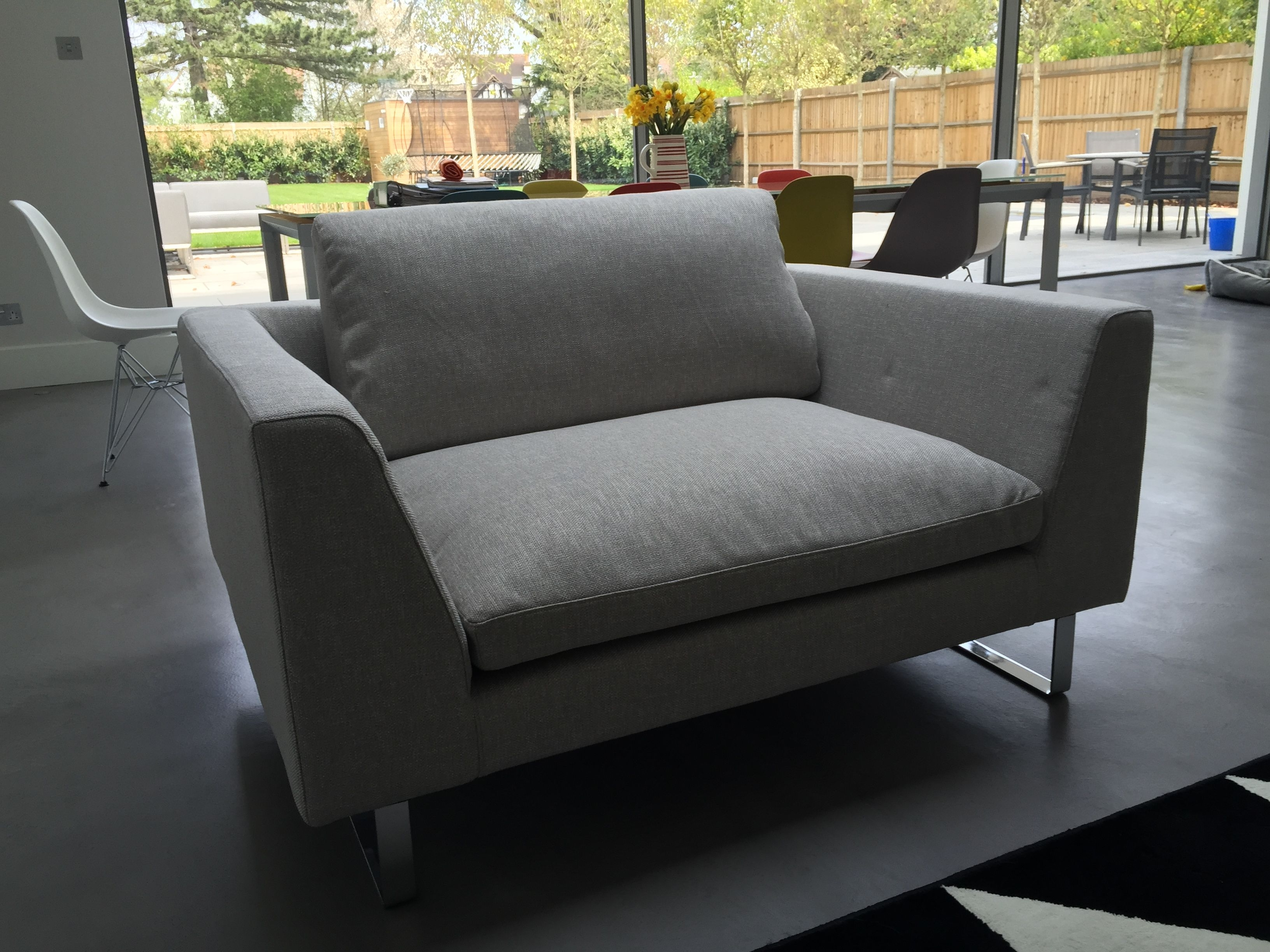 Wide Sofa Chairs For 2018 Wide Armchair Using A 90 Cm Seat Base = 130 Cm X 102 Cm (View 2 of 15)