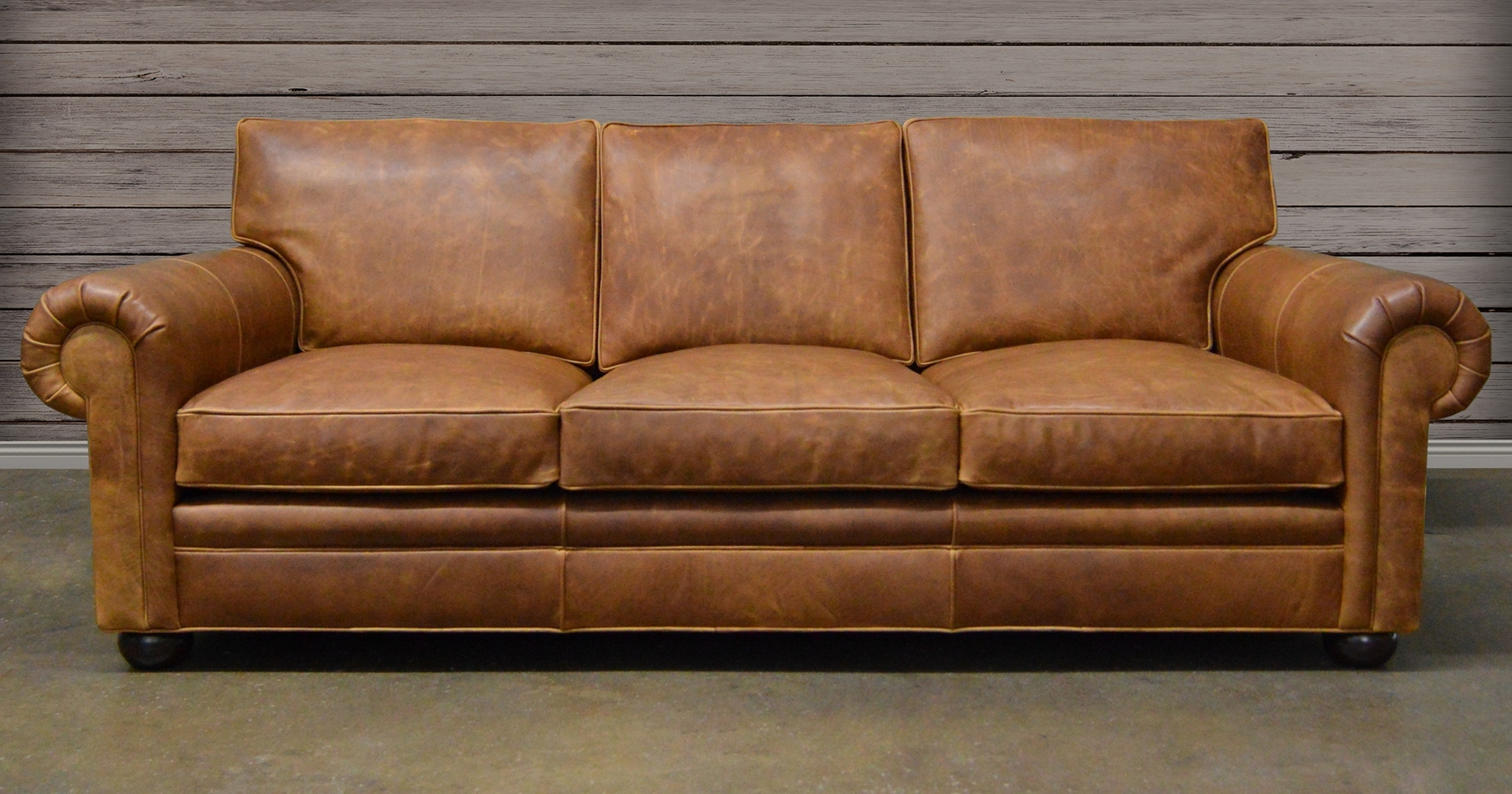 Widely Used Beautiful Full Grain Aniline Leather Sofa 2018 – Couches Ideas Inside Aniline Leather Sofas (View 15 of 15)