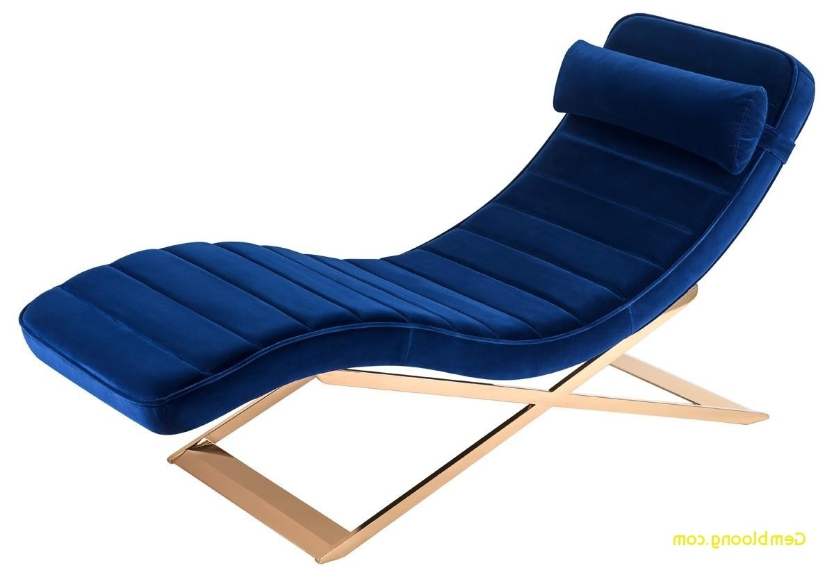 Widely Used Blue Chaises In Blue Chaise Lounge Beautiful Skyline Furniture Chaise Lounge In (View 15 of 15)