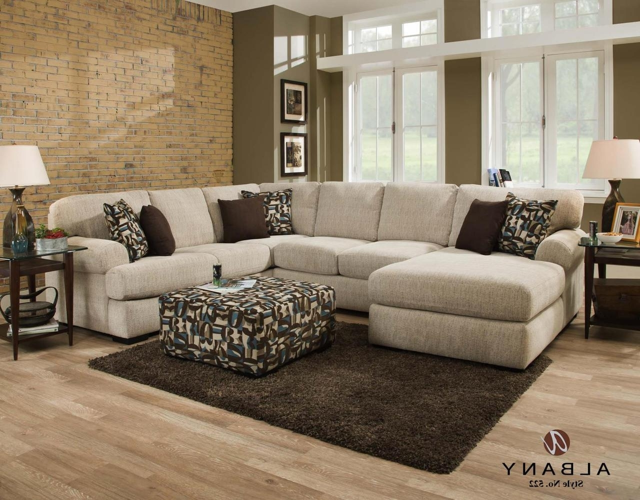 Widely Used Camel Sectional Sofas Pertaining To Albany Sectional Sofa – Hotelsbacau (View 15 of 15)