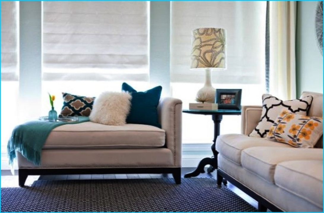 Featured Photo of Chaise Chairs For Living Room