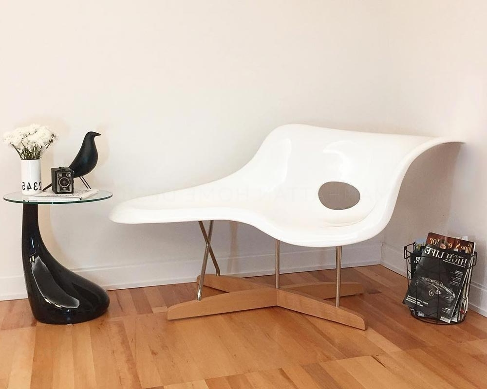 Widely Used Eames La Chaises Within La Chaise – Eames La Chaise – Vitra (View 14 of 15)