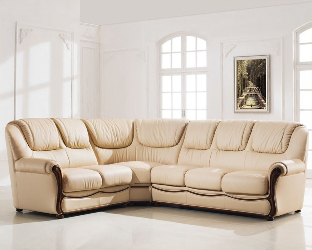Widely Used Elegant Sectional Sofa Set With Sleeper Esf102 Intended For Elegant Sectional Sofas (View 7 of 15)