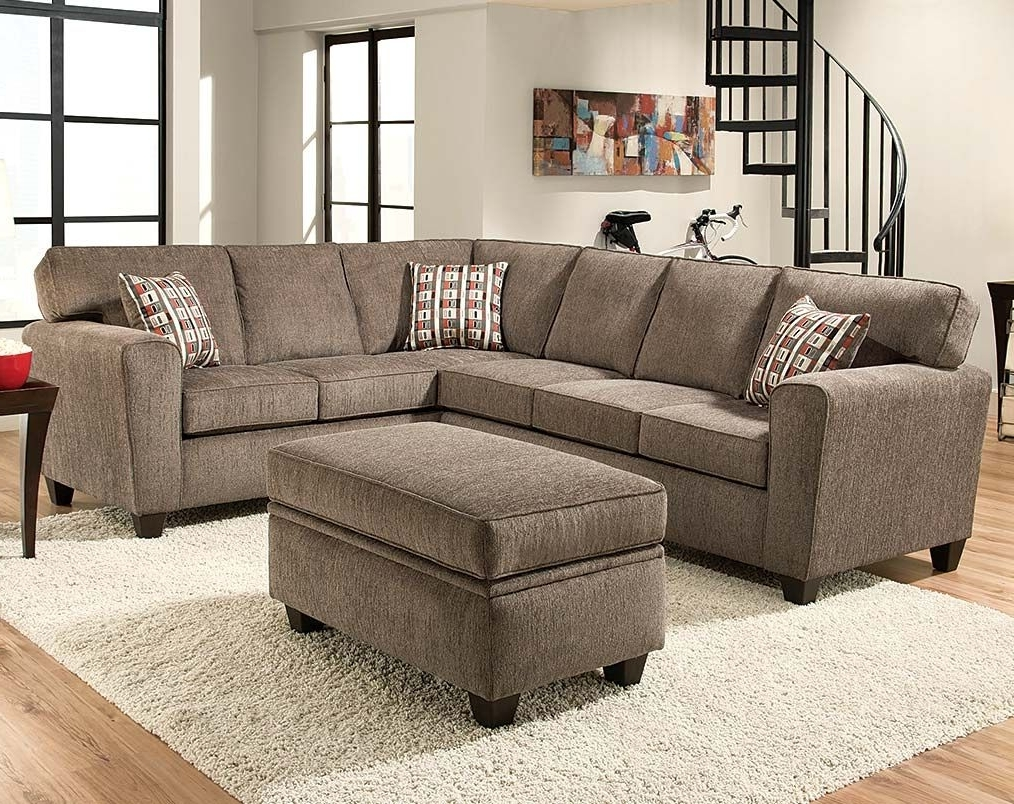 Widely Used Grand Rapids Mi Sectional Sofas For Light Gray Sectional Sofa (View 15 of 15)