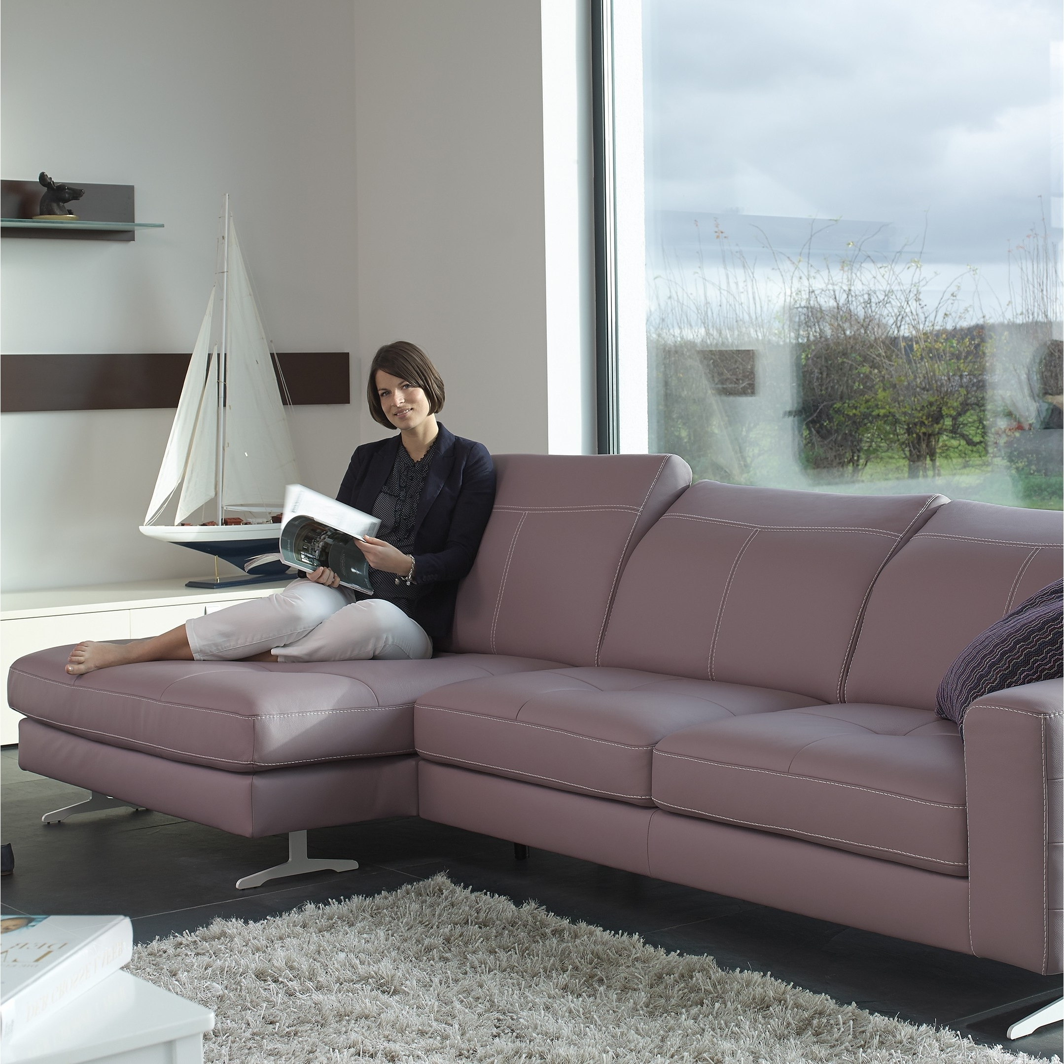 Widely Used Nh Sectional Sofas For Samoa Sectional Sofa, Rom Belgium – Italmoda Furniture Store (View 2 of 15)