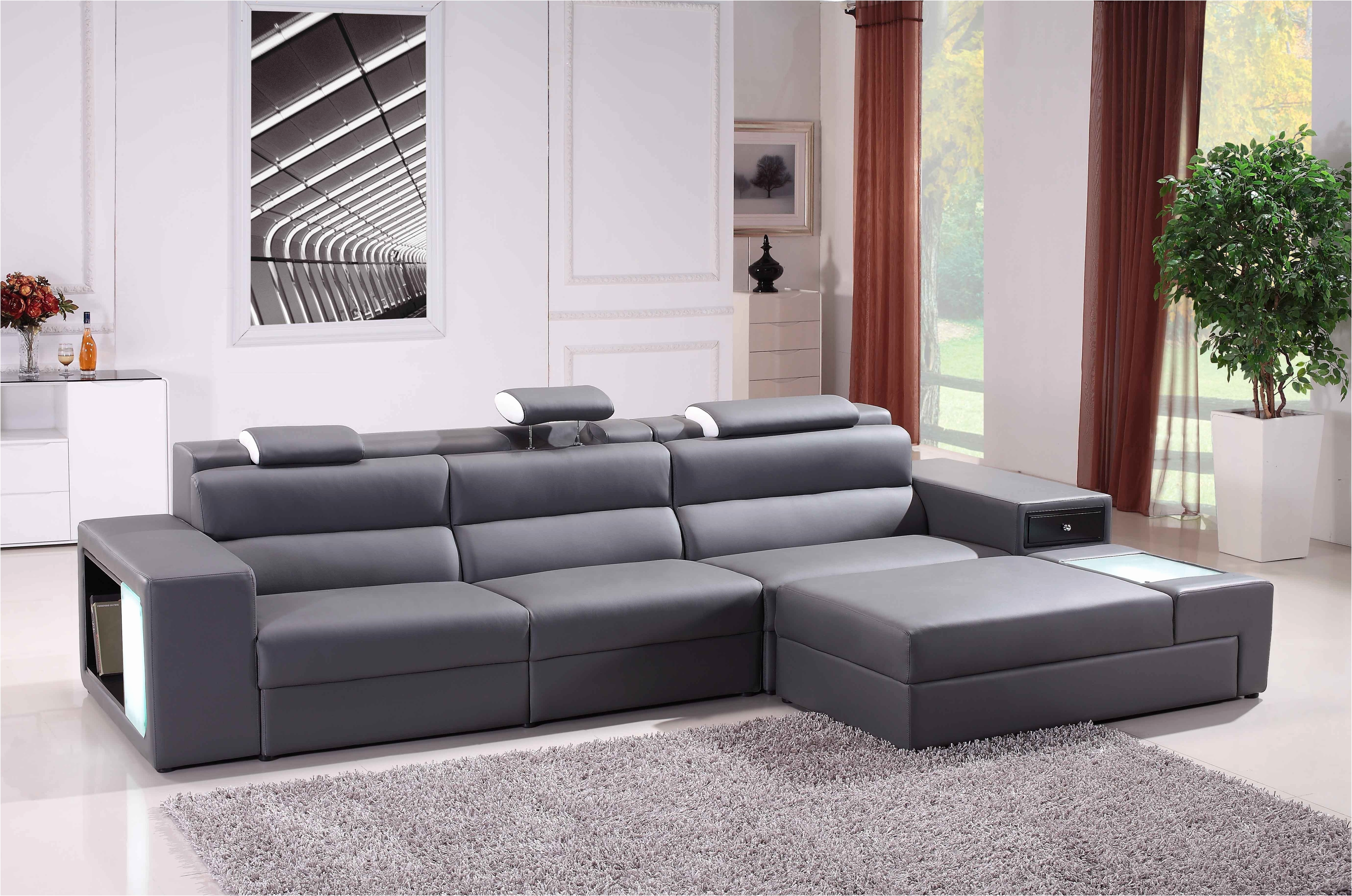 Widely Used Quebec Sectional Sofas With Regard To Light Gray Sectional Sofa Modern Grey Fabric Leather Mason Divani (View 8 of 15)