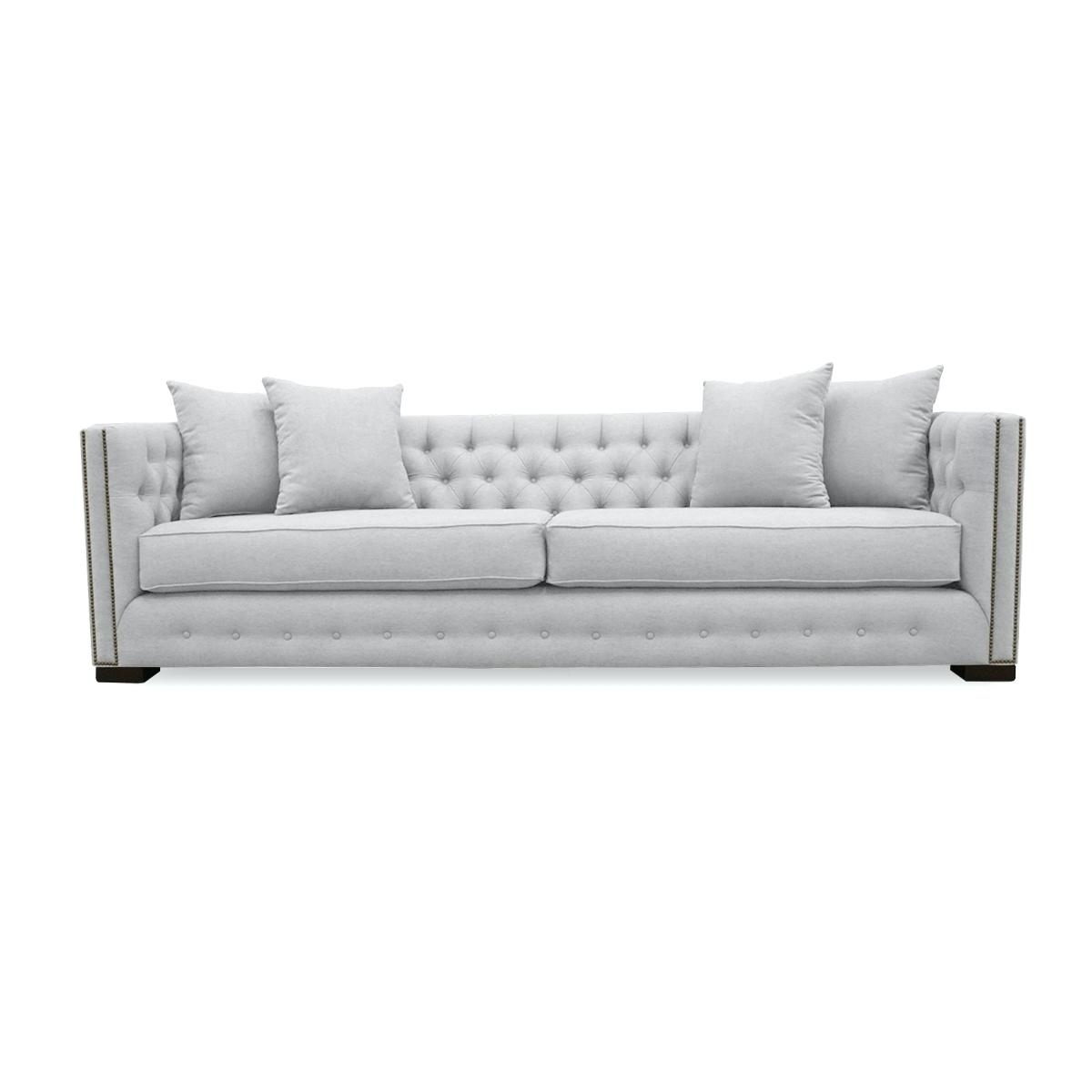 Widely Used Salt Lake City Sectional Sofas With Regard To Sofa : Grey Tufted Sofa Charcoal Gray Nailhead Light Salt Lake (View 15 of 15)