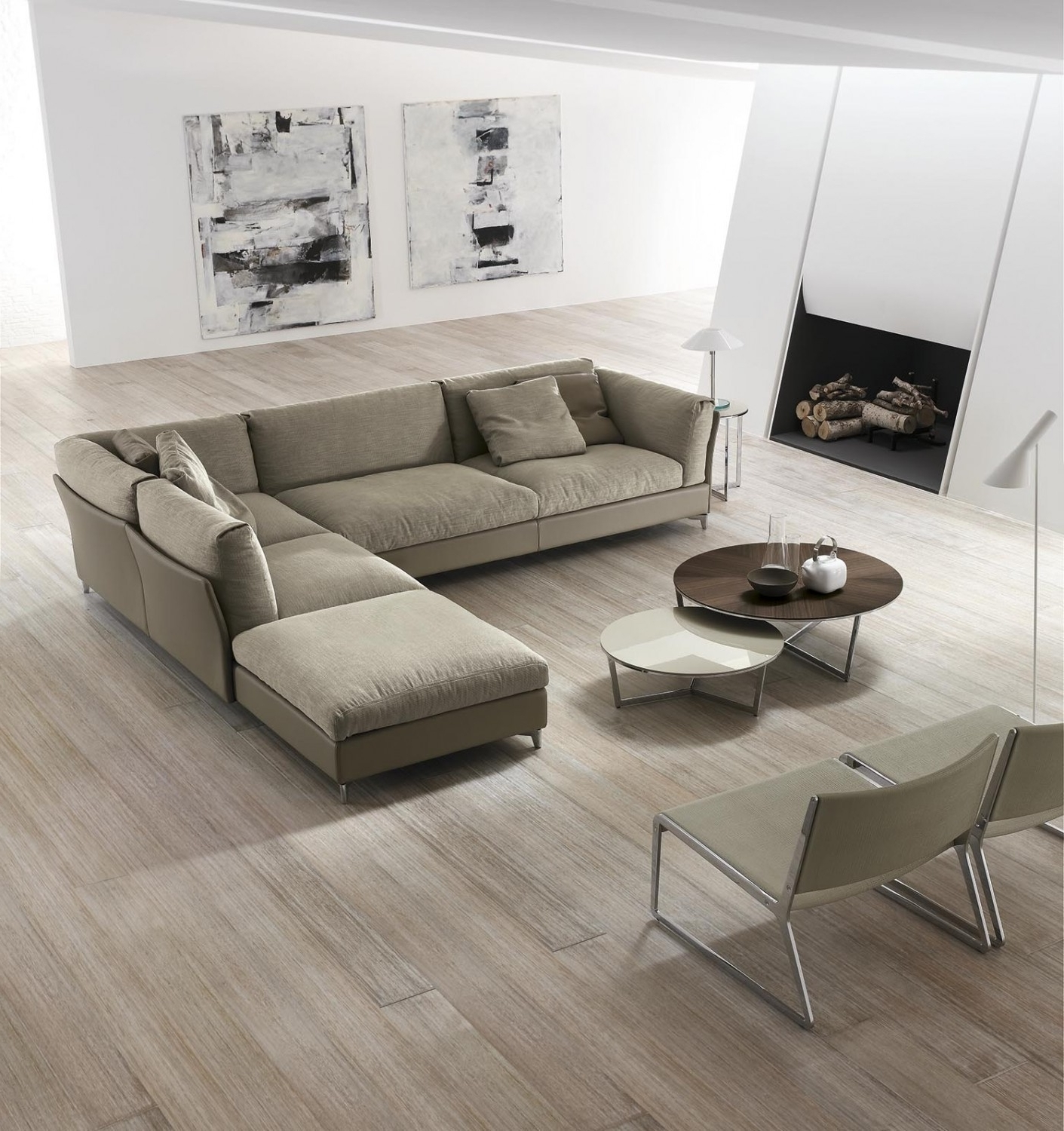 Widely Used Sectional Sofas At Chicago Regarding Awesome Sectional Sofa Chicago – Buildsimplehome (View 5 of 15)