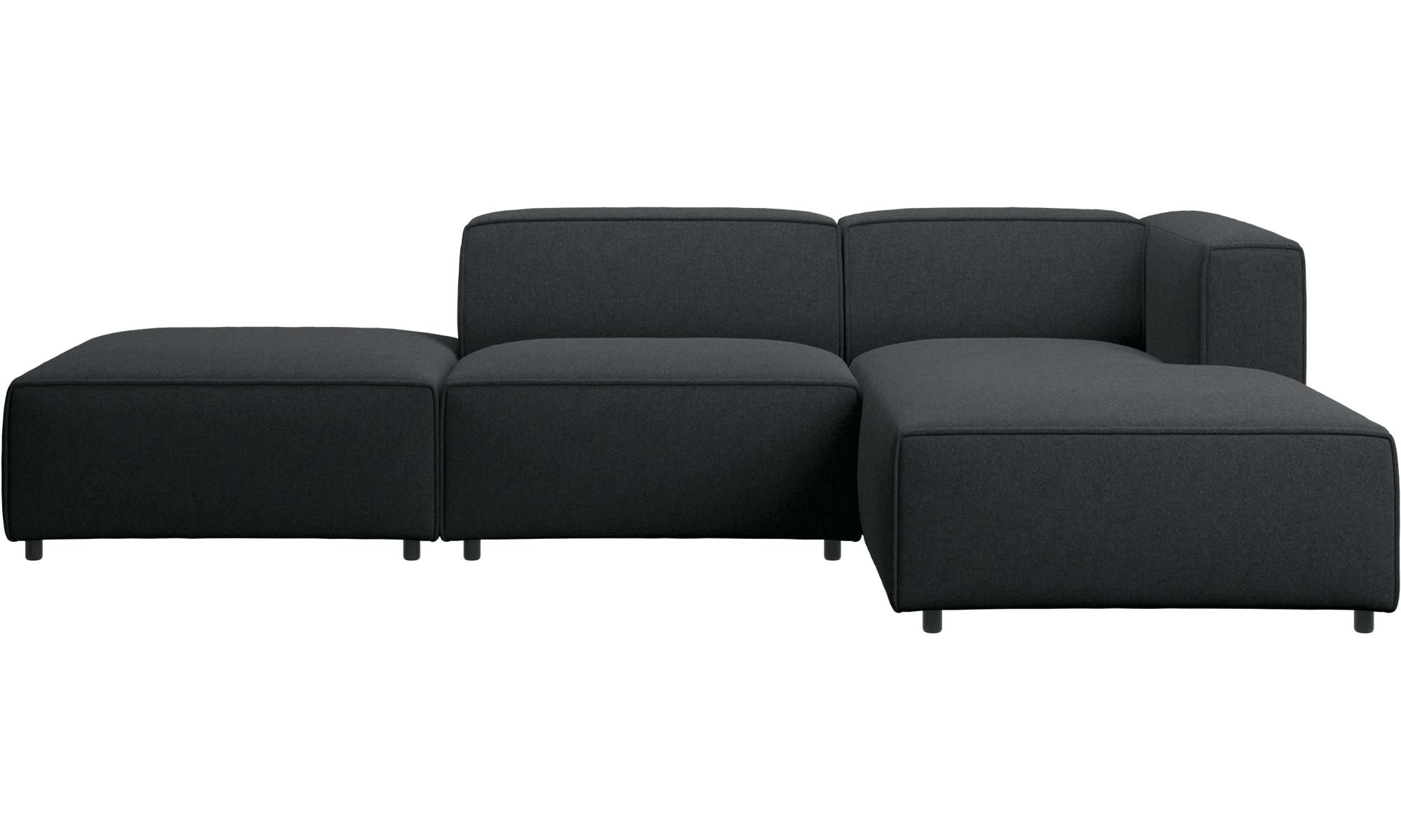 Widely Used Small Modular Sofas Regarding Sofa Modular Chaise Lounge Sofas Carmo With Lounging And Resting (View 14 of 15)