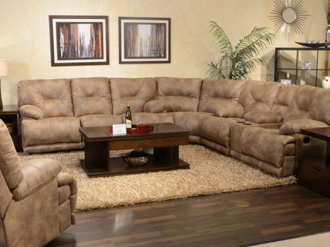 Widely Used Sofa Rustic Sectional Sofas With Recliners Style Leather Chaise Intended For Western Style Sectional Sofas (View 15 of 15)
