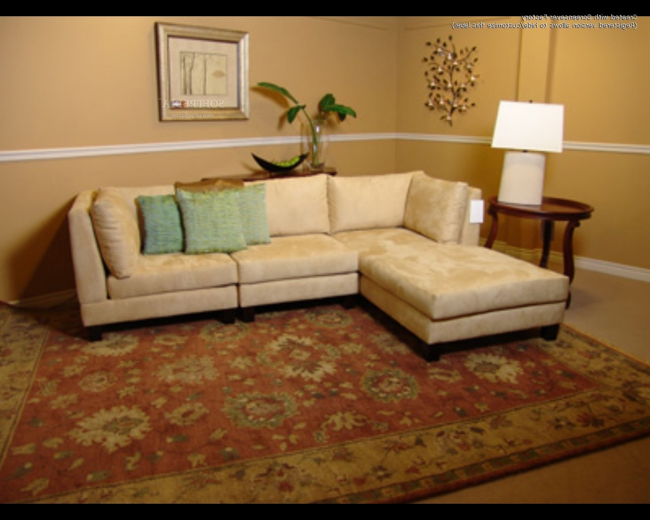 Widely Used Tan Sectionals With Chaise In Furniture: Charming Sectionals Sofas For Living Room Furniture (View 4 of 15)