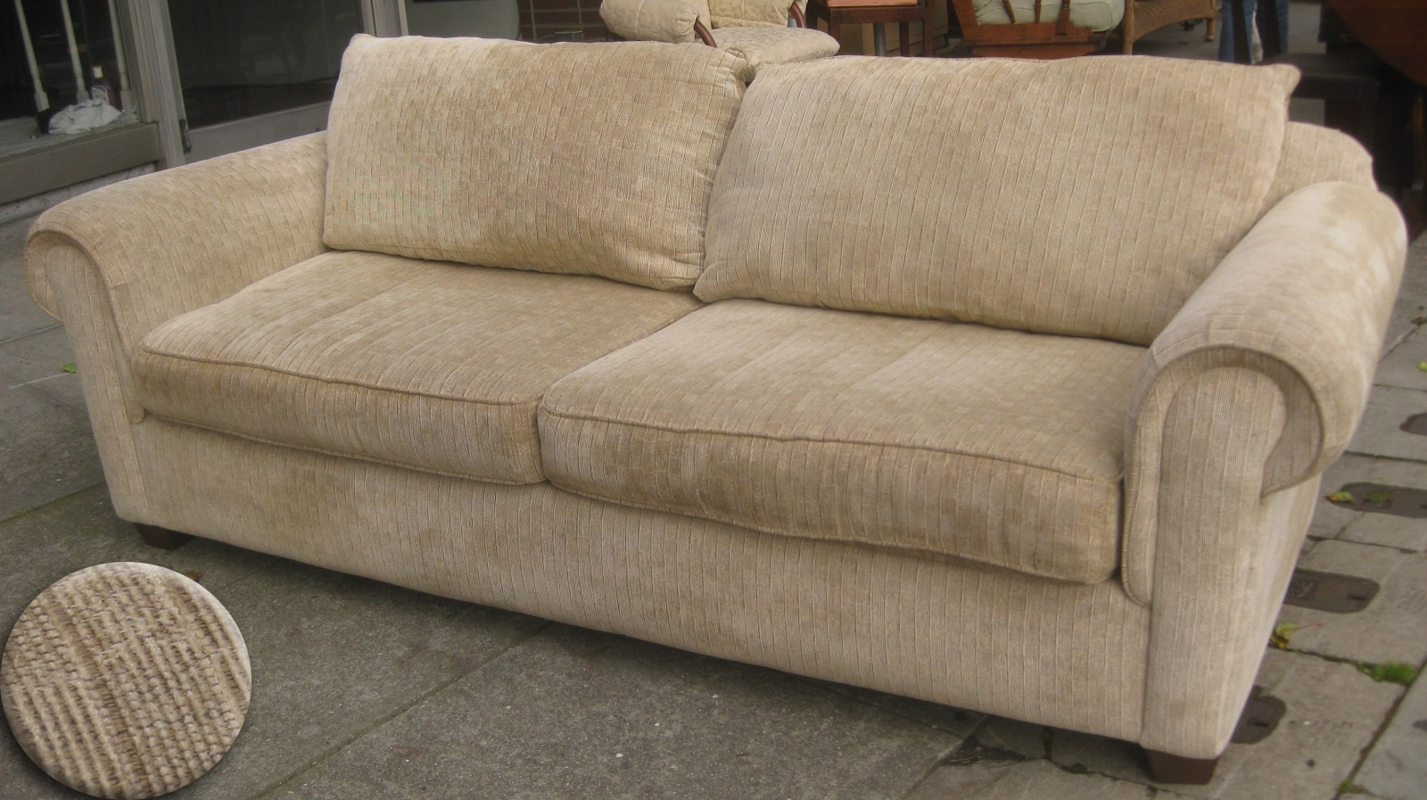 Widely Used Uhuru Furniture & Collectibles: Sold – Soft Sofa – $80 With Regard To Soft Sofas (View 8 of 15)
