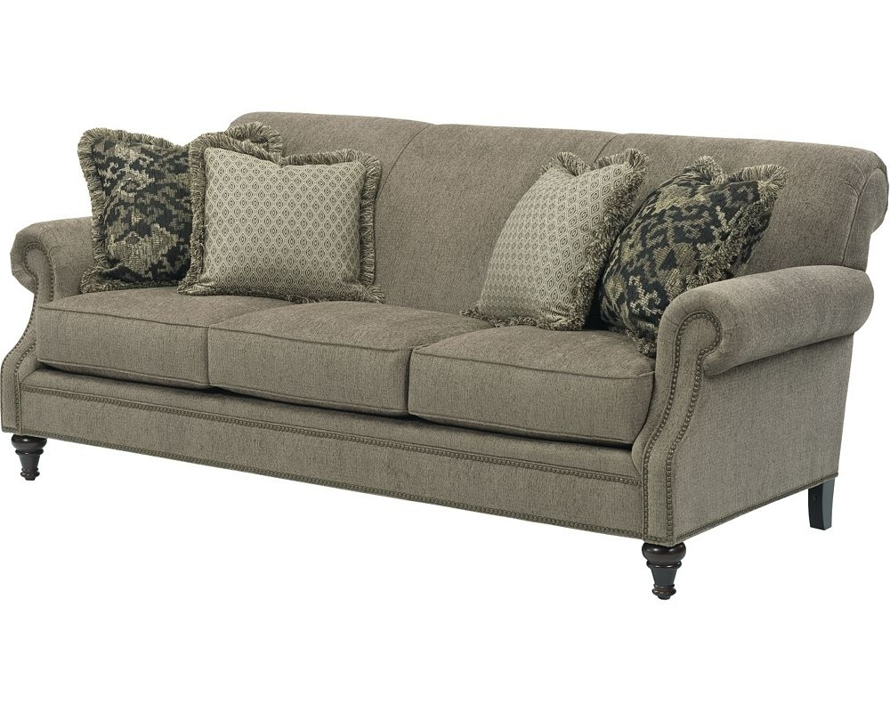Windsor Sofas For Popular Broyhill Windsor Sofa – Kuebler's Furniture (View 7 of 15)