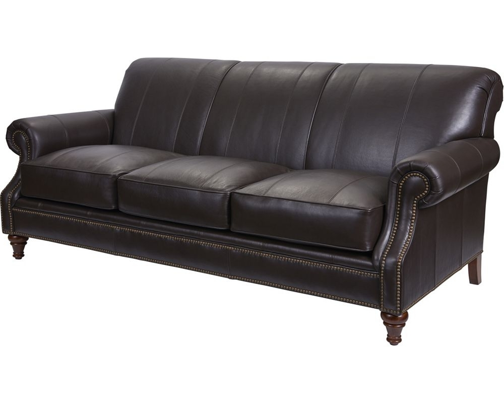 Windsor Sofas With Fashionable Broyhill Windsor Sofa – Kuebler's Furniture (View 14 of 15)