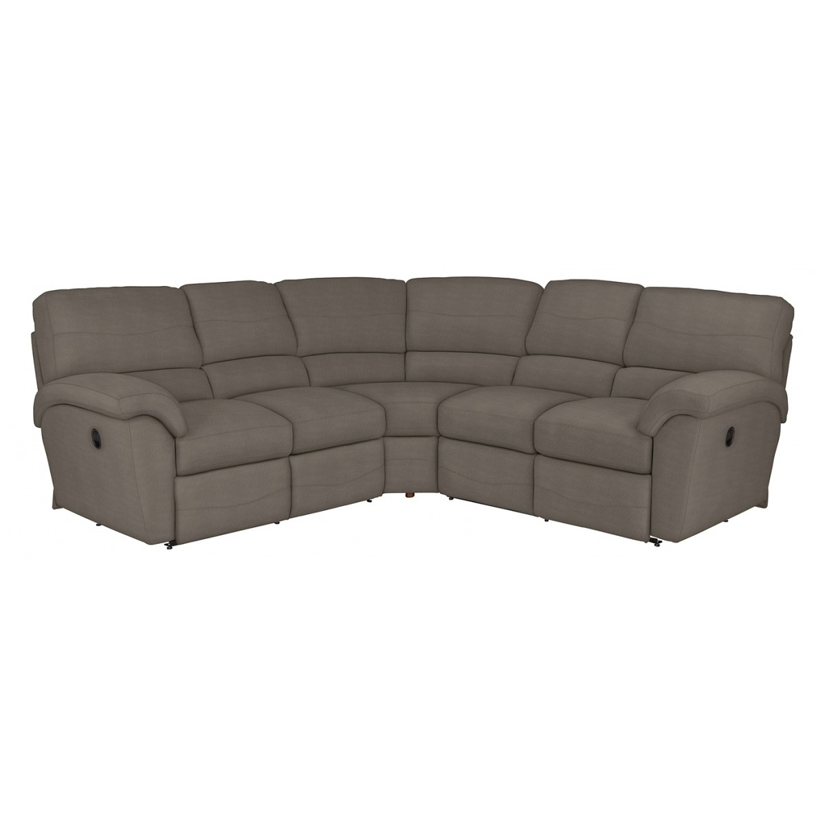 Z Boy Reese Reclining Sectional Throughout Well Liked Lazy Boy Sectional Sofas (View 15 of 15)