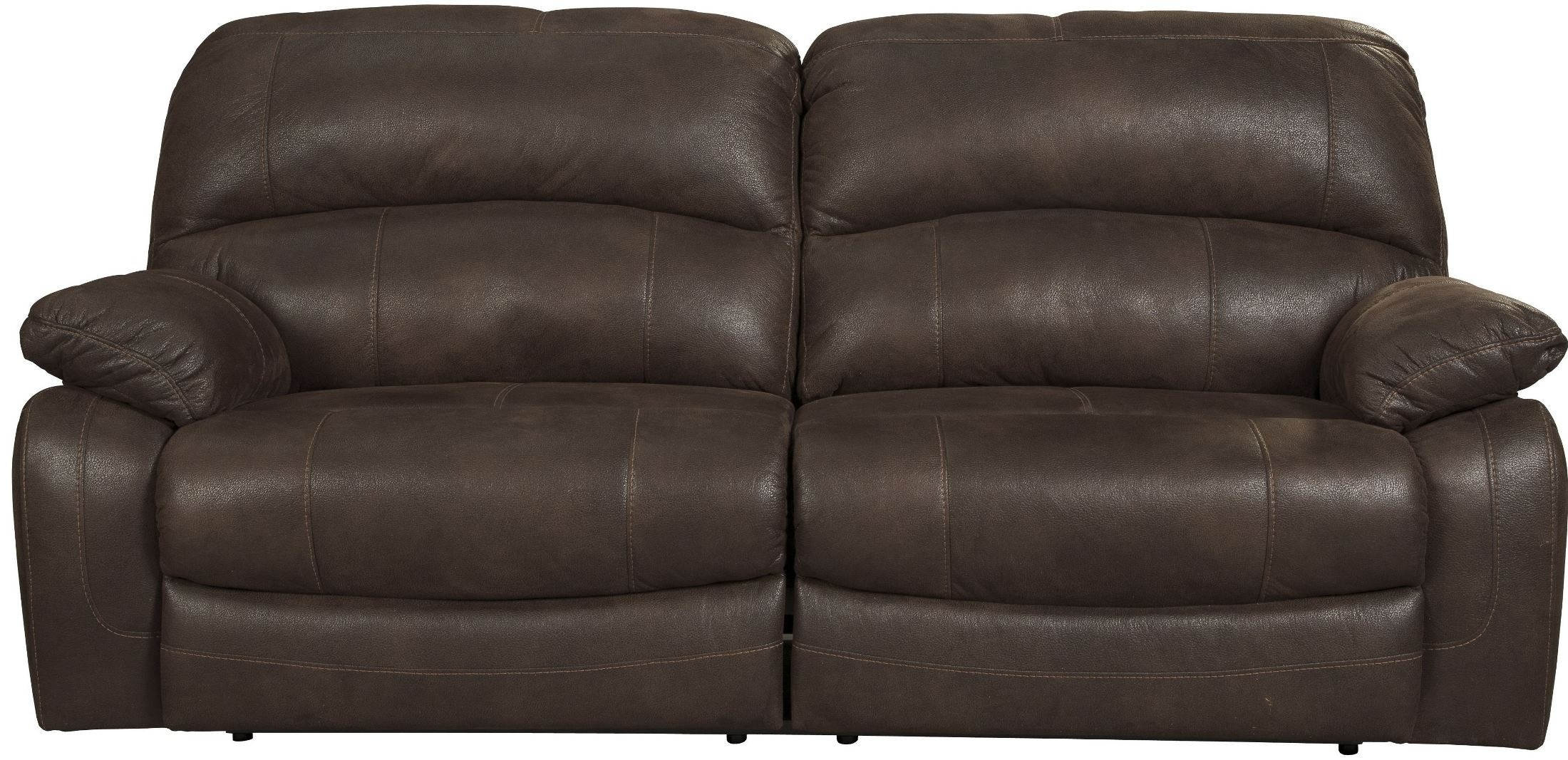 Zavier Truffle 2 Seat Power Reclining Sofa From Ashley (4290147 Pertaining To Widely Used 2 Seat Recliner Sofas (View 15 of 15)