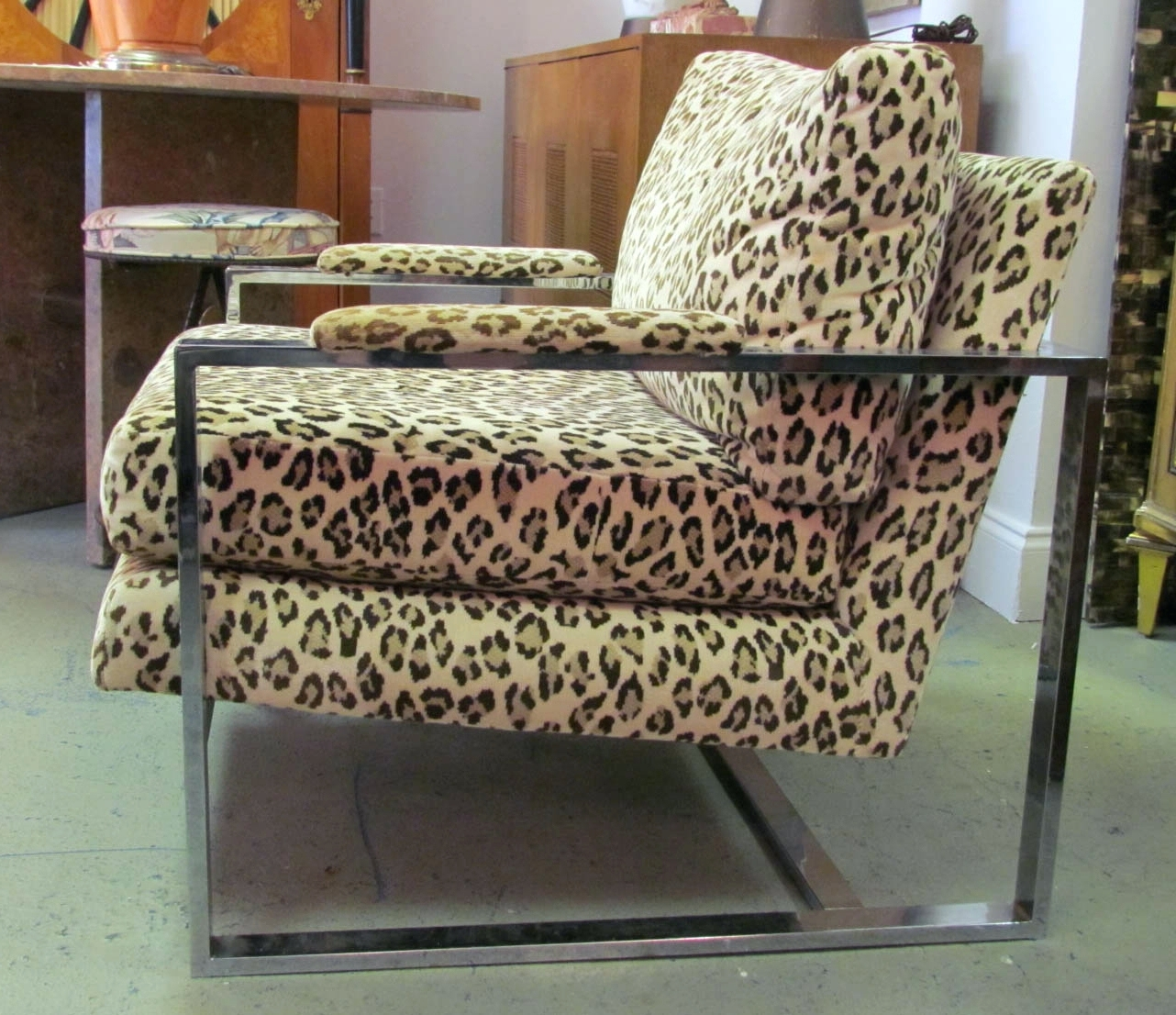 Zebra Animal Print Chaise Lounge Chair • Lounge Chairs Ideas With Well Known Zebra Print Chaise Lounge Chairs (View 14 of 15)