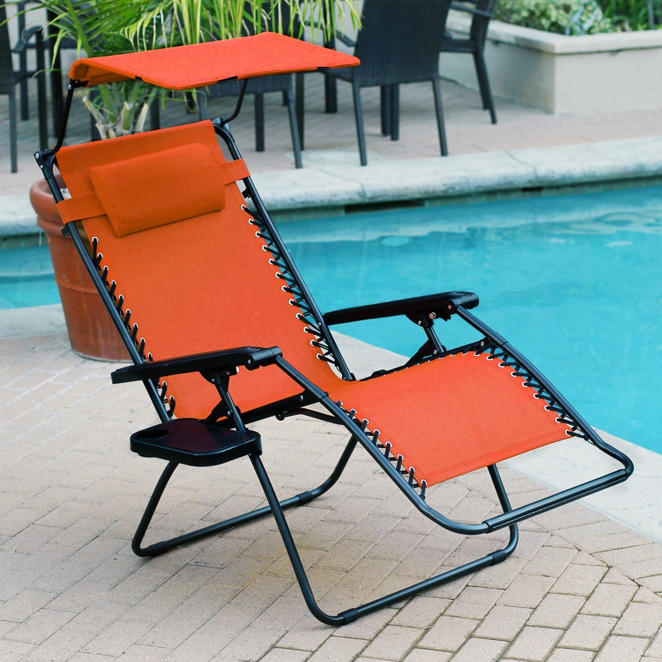 Zero Gravity Chaise Lounge Chairs Intended For Trendy 4 Best Zero Gravity Chairs On The Market (2018 Reviews & Guide) (View 12 of 15)