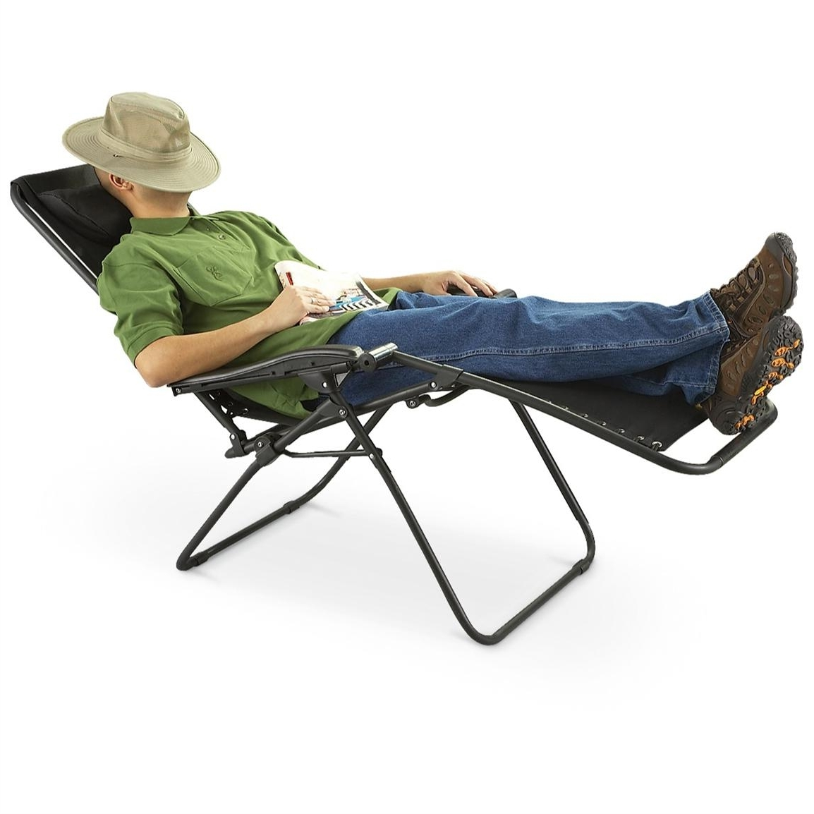 Zero Gravity Chaise Lounge Chairs Throughout Most Recently Released Zero Gravity Lounge Chair – $ (View 14 of 15)