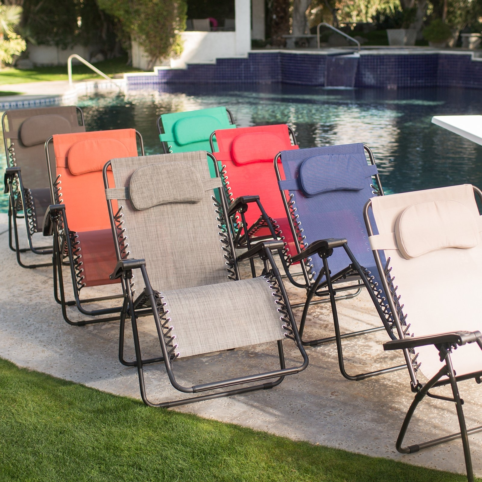 Zero Gravity Chaise Lounge Chairs With 2017 Caravan Sports Zero Gravity Lounge Chair (View 15 of 15)