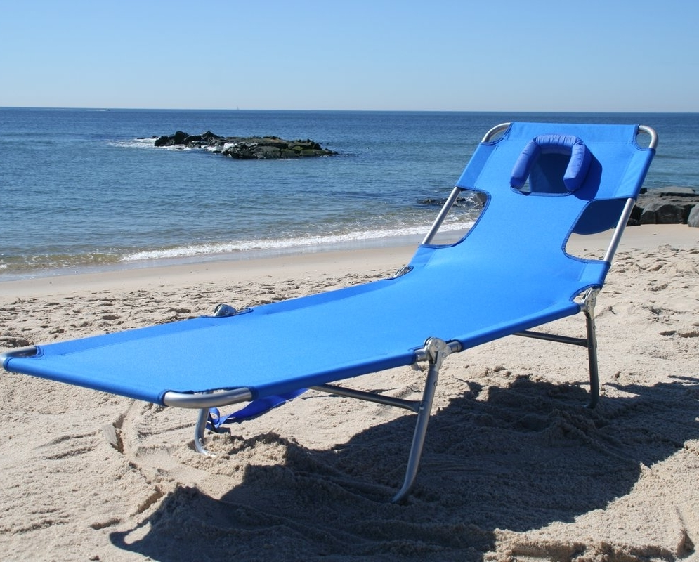 Zipcode Design Gifford Folding Chaise Lounge & Reviews (View 15 of 15)