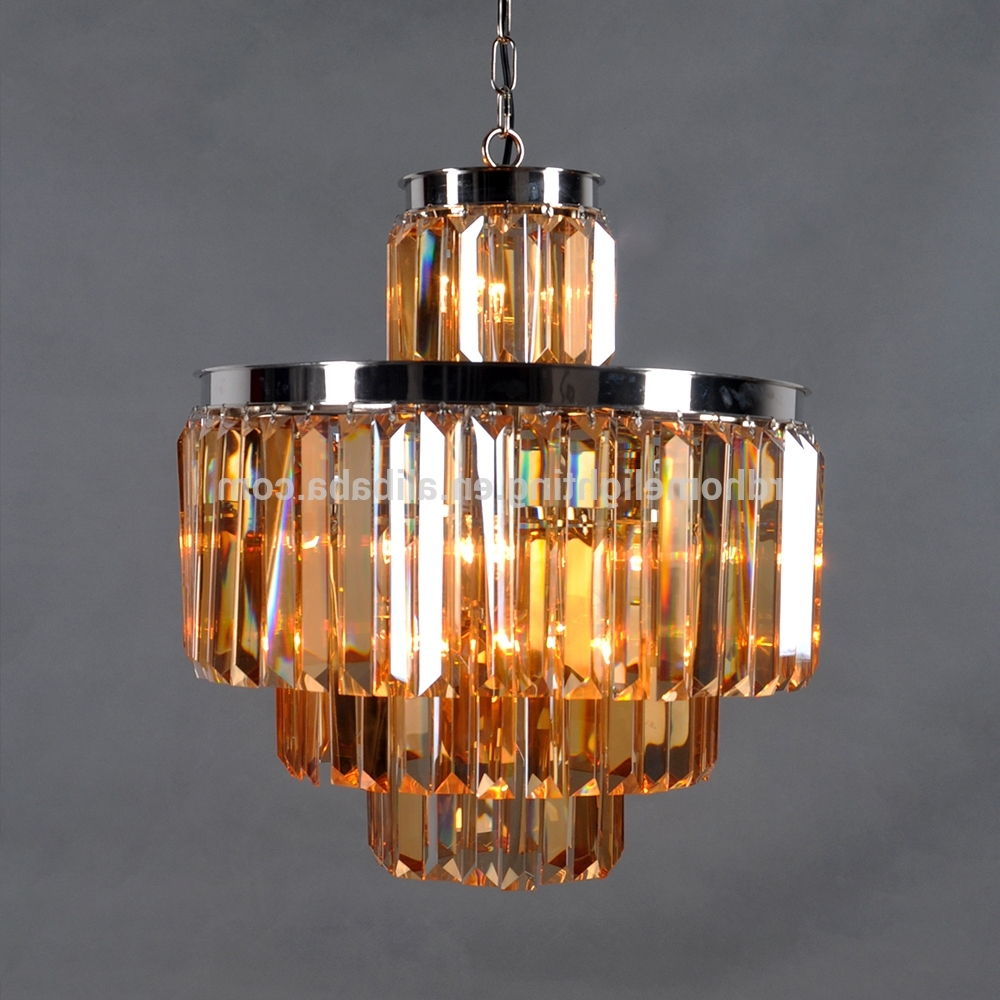 2017 Close To Ceiling Light Popular Most Popular Low Ceiling Crystal Best Regarding Low Ceiling Chandelier (View 1 of 15)