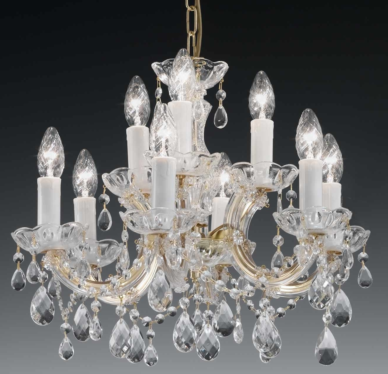 Featured Photo of Italian Chandelier Style