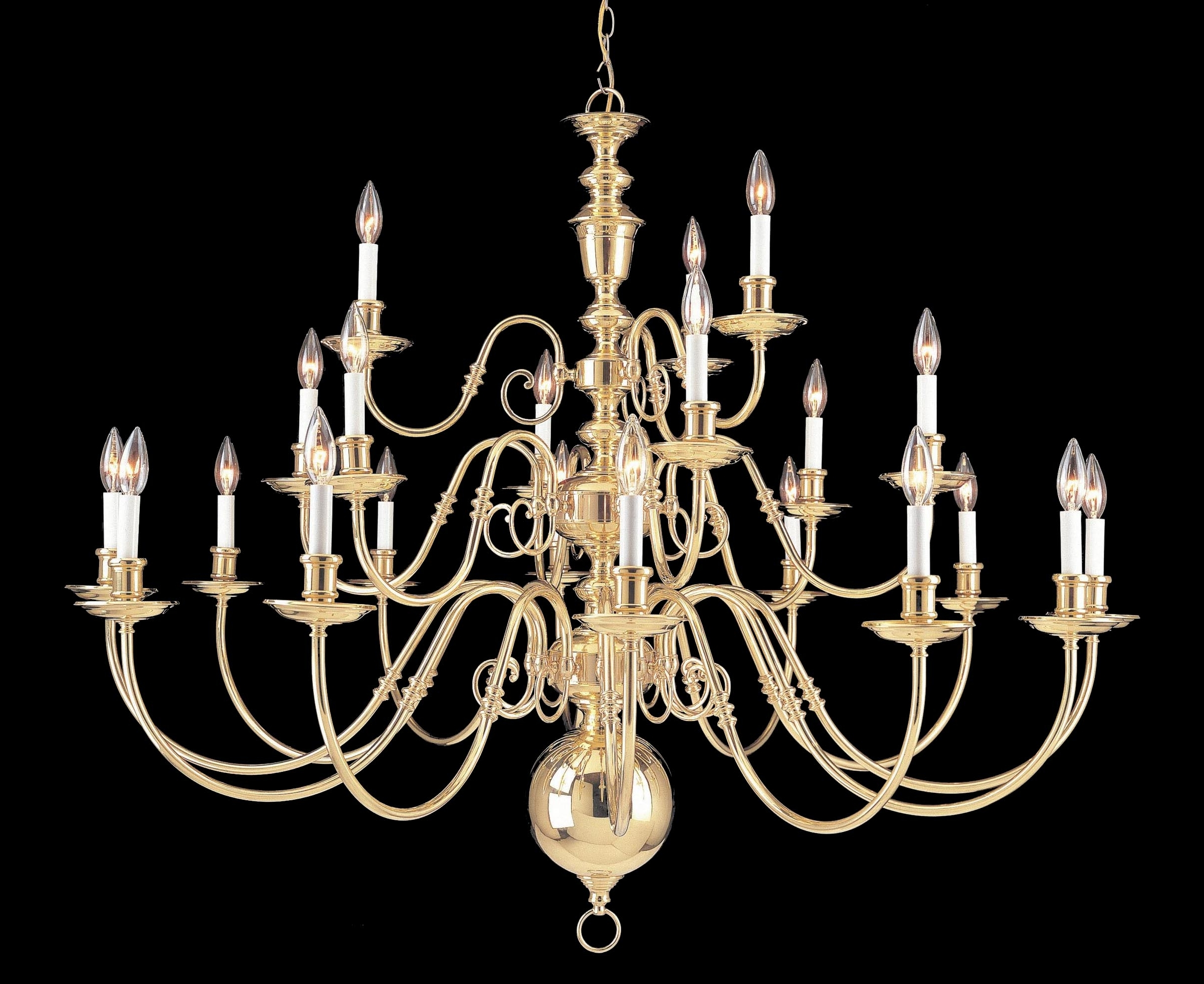 2017 Large Brass Chandelier In Largelighting – Brass/bronze Chandeliers (View 5 of 15)
