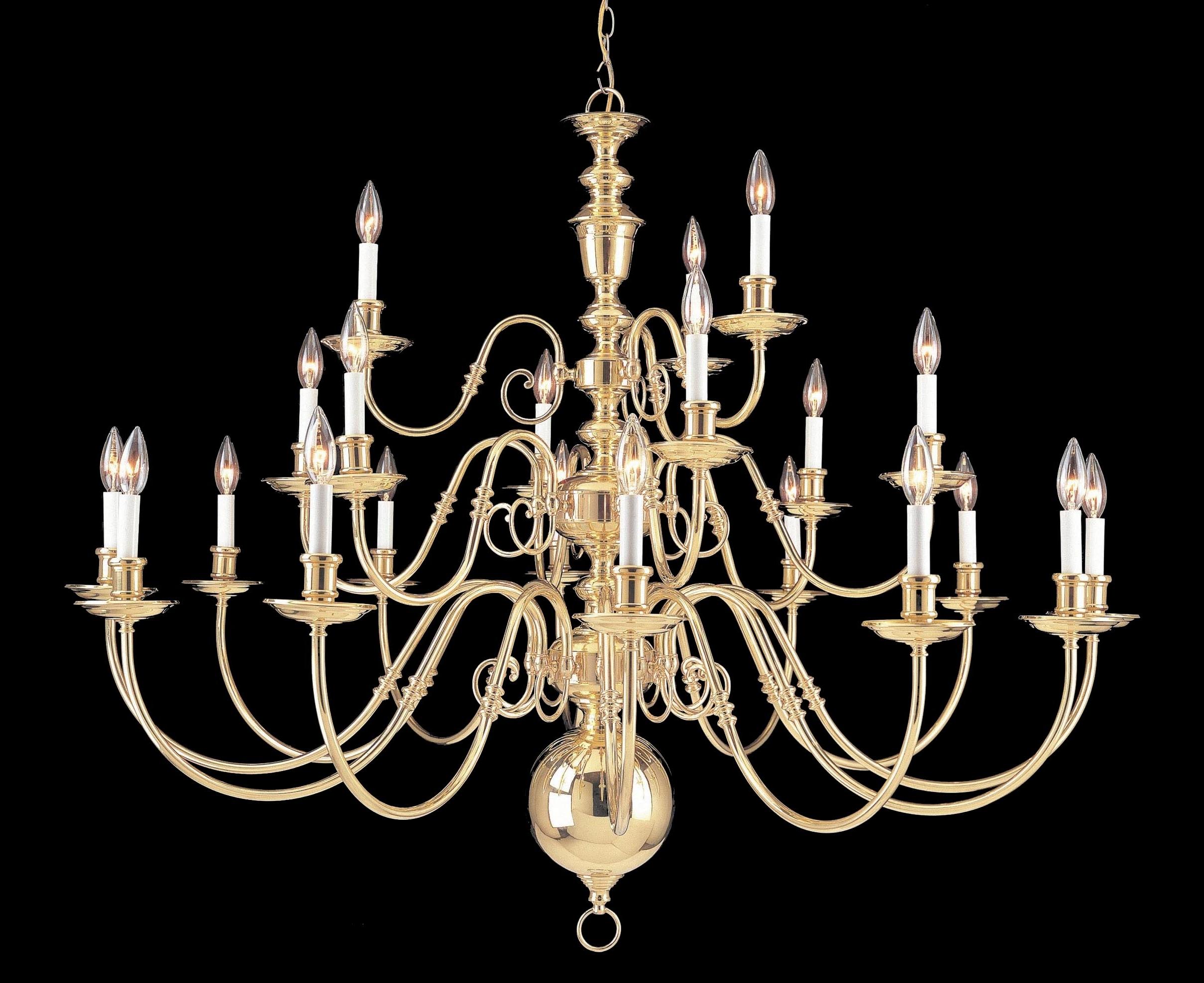 2017 Large Brass Chandelier In Largelighting – Brass/bronze Chandeliers (View 5 of 15)