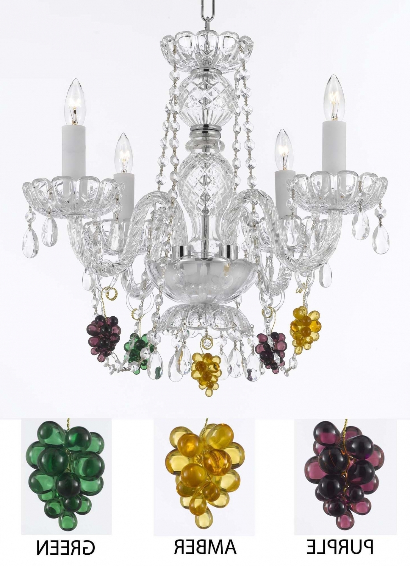 2018 20 Photo Of Murano Chandelier Replica With Regard To Murano Chandelier Replica (View 6 of 15)