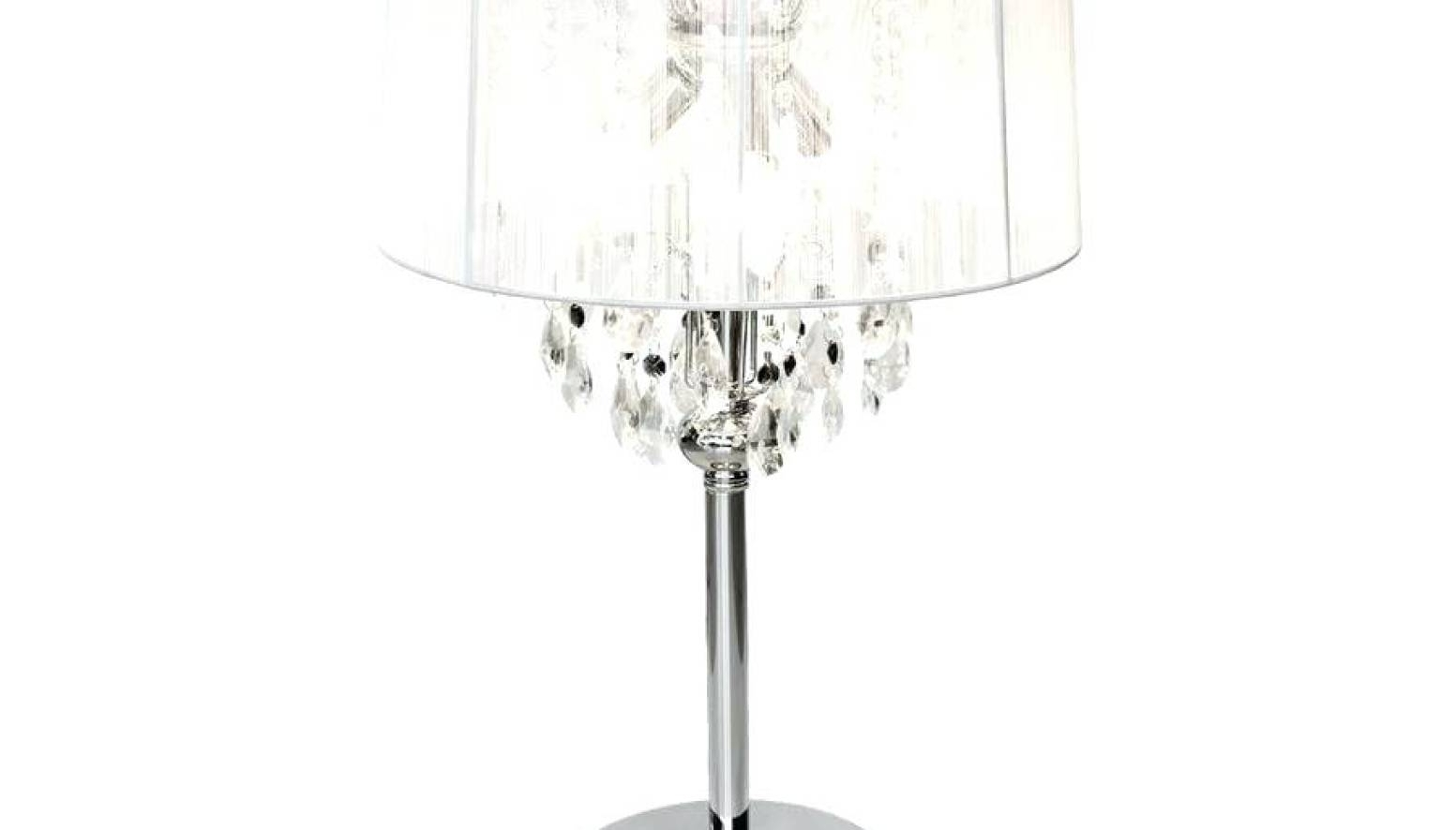 2018 Chandelier : Xstunning Crystal Chandelier Table Lamp Suppliers Within Small Crystal Chandelier Table Lamps (View 3 of 15)