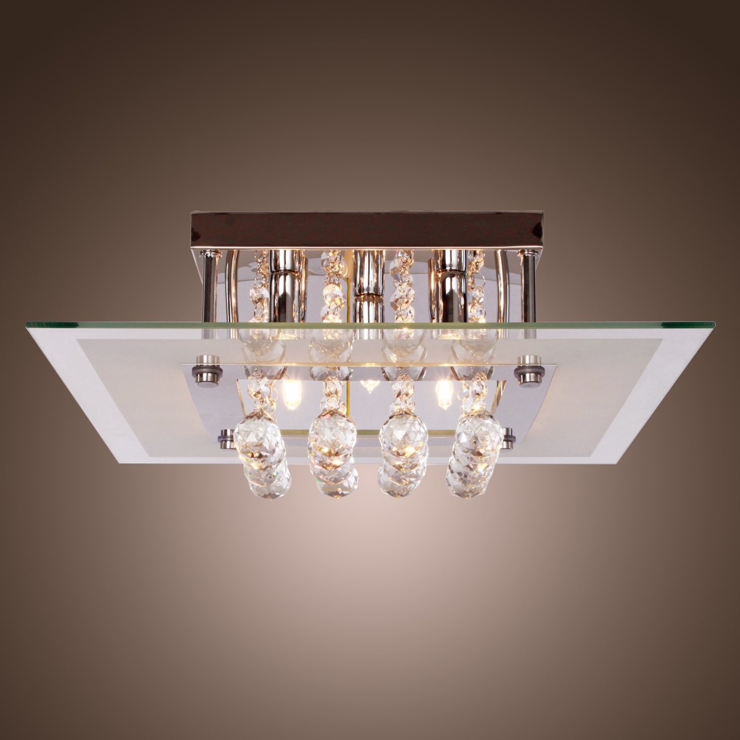 2018 Wall Mounted Bathroom Chandeliers Intended For Light : Wall Mounted Ceiling Lights (View 1 of 15)