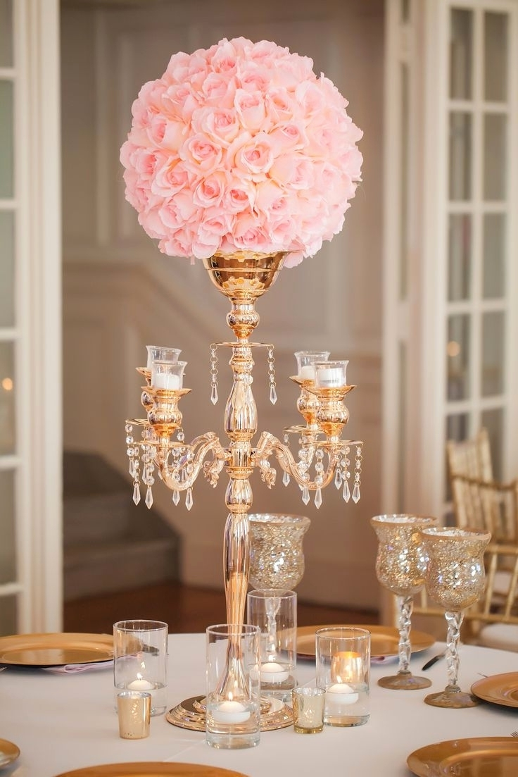 50 Inspirational Pics Of Chandelier Centerpieces – Furniture Home Inside Most Up To Date Faux Crystal Chandelier Centerpieces (Gallery 1 of 15)