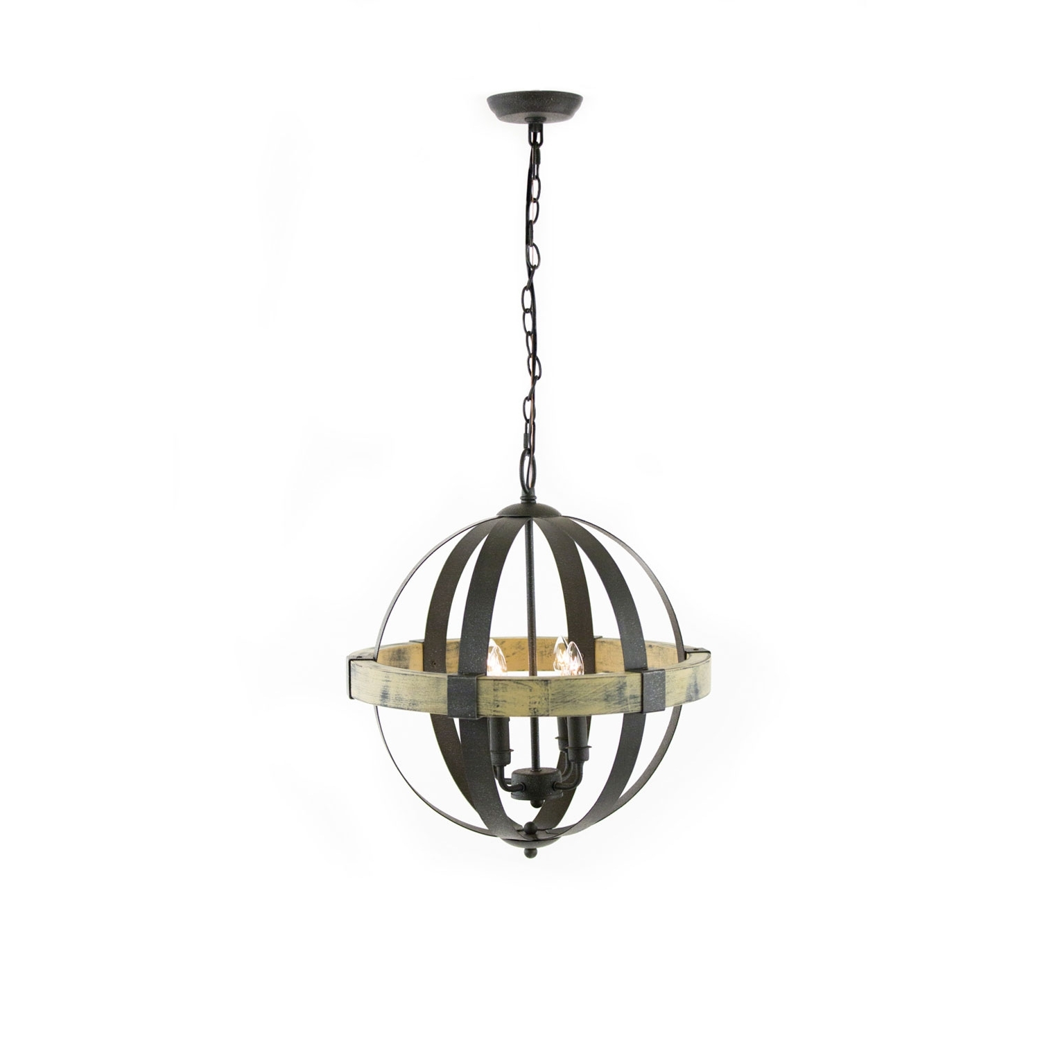 500+ Crystal, Wrought Iron & Mini Chandeliers In Throughout Small Rustic Crystal Chandeliers (View 14 of 15)
