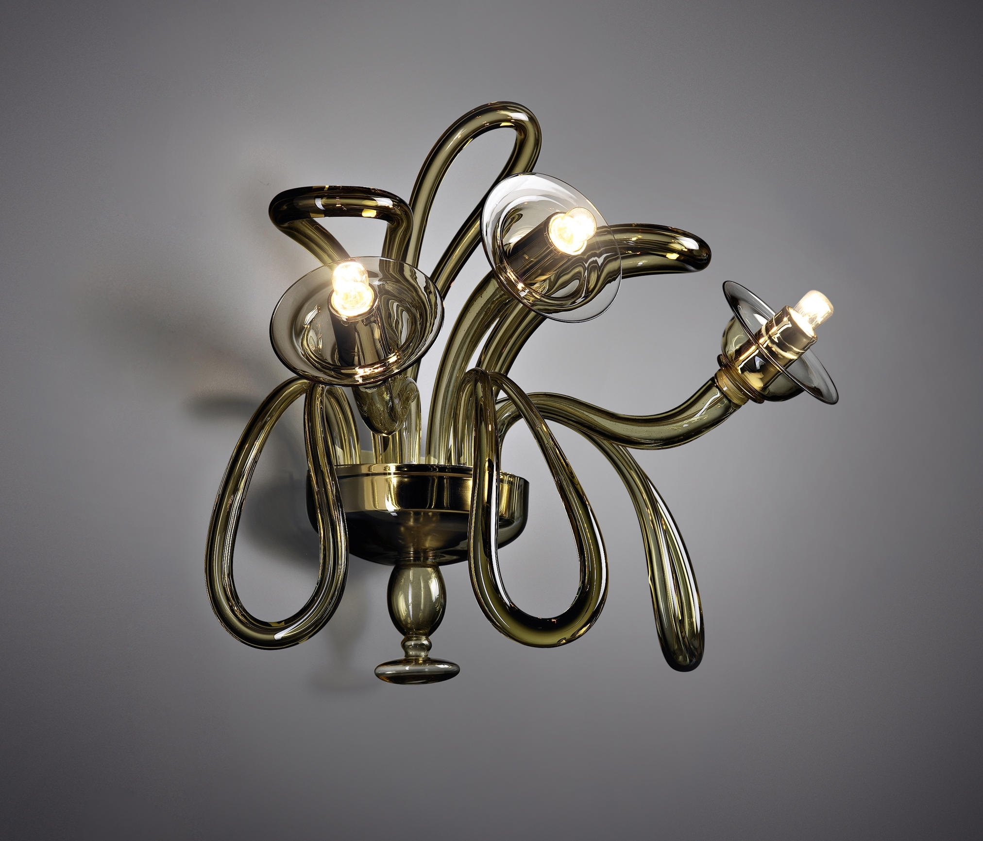 Architonic Throughout Most Current Wall Mounted Chandeliers (View 14 of 15)
