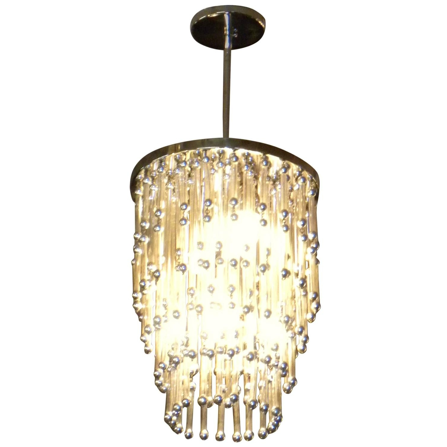 Art Deco Collection In Unusual Chandeliers (View 1 of 15)