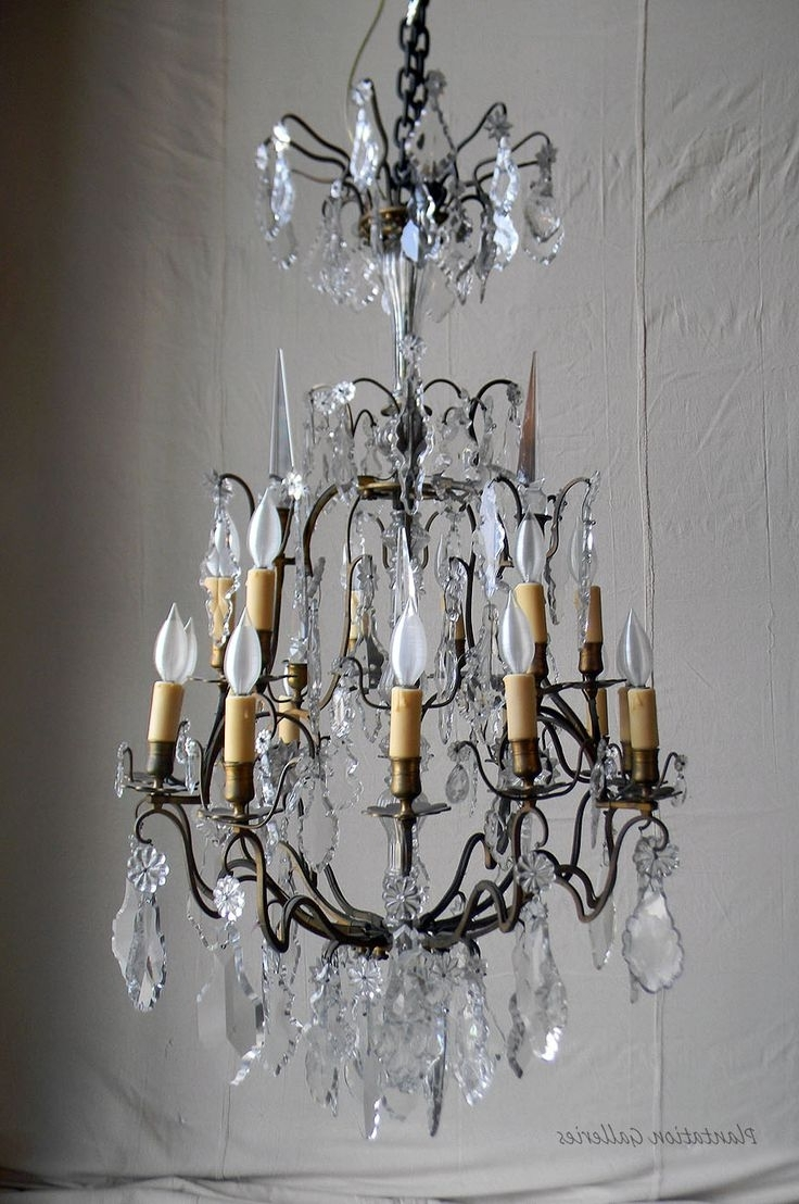 Bel Air Pertaining To Well Known Ornate Chandeliers (View 11 of 15)