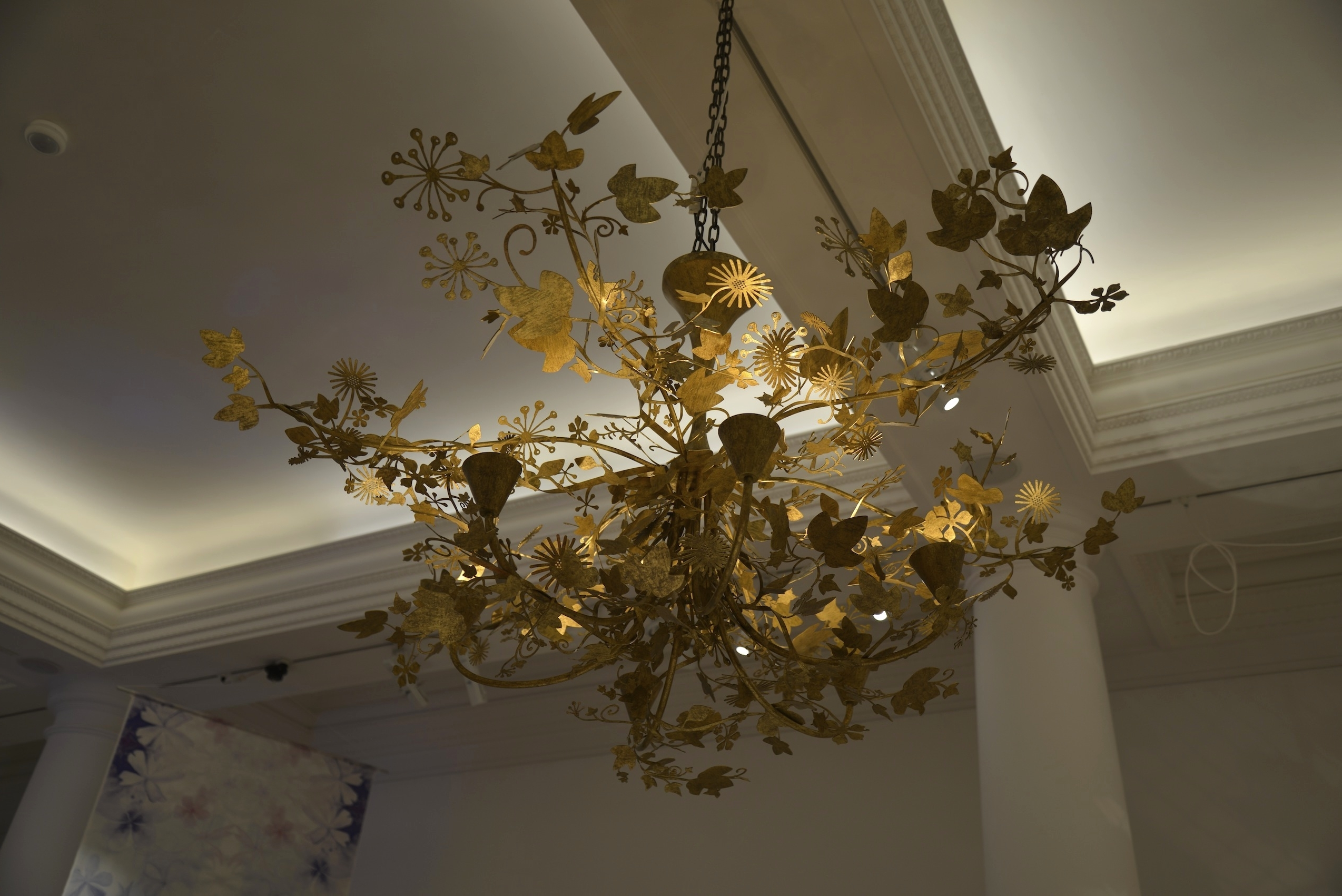 Best And Newest Chandeliers Design : Amazing Modern Chandeliers For Dining Room Tree For Lucinda Branch Chandelier (View 10 of 15)