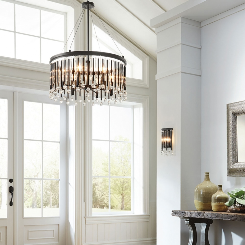 Best And Newest Hallway Chandeliers Regarding Pendant Lights ~ Chandeliers Foyer Lighting Hallway Lights Including (View 7 of 15)
