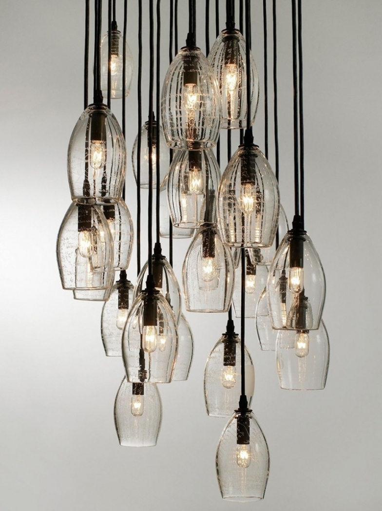 Best And Newest Home Decor: 12 Inspirations Of Extra Large Modern Chandeliers With With Large Chandeliers Modern (View 12 of 15)