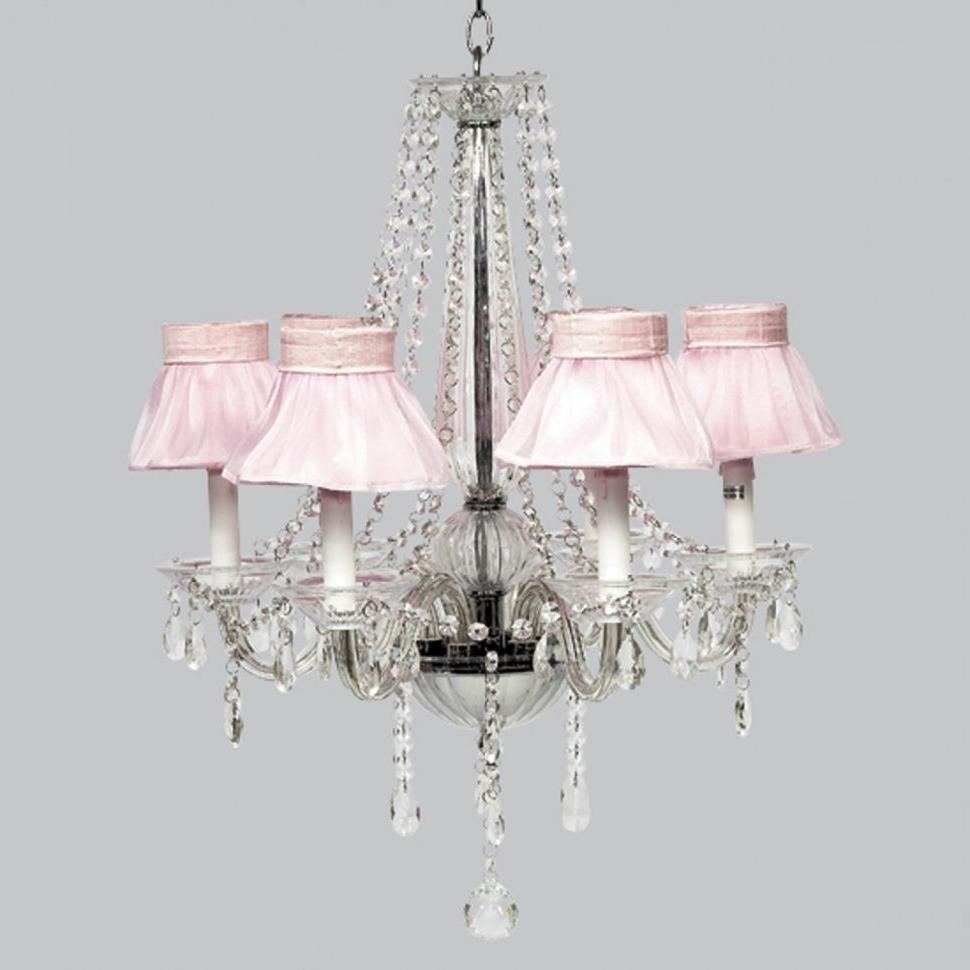 Best And Newest Lampshade Chandeliers Throughout Mercury Glass Chandelier Lamp Shades – Chandelier Designs (View 12 of 15)