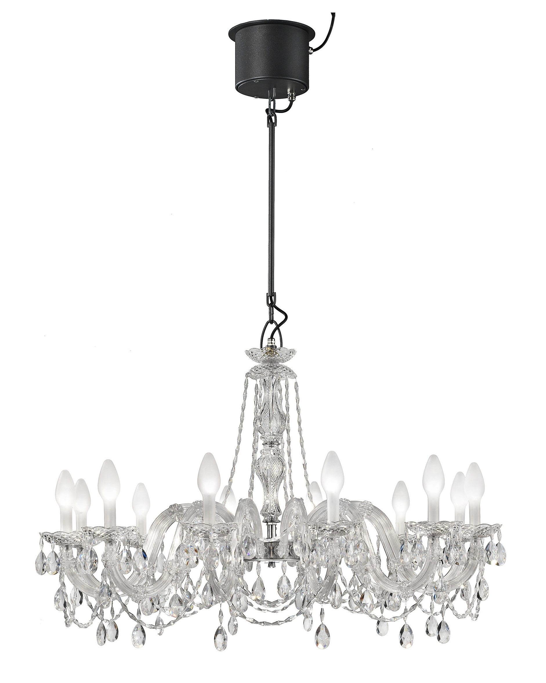 Best And Newest Light Fitting Chandeliers Pertaining To Modern Light Fixtures & Luxury Lighting (View 3 of 15)