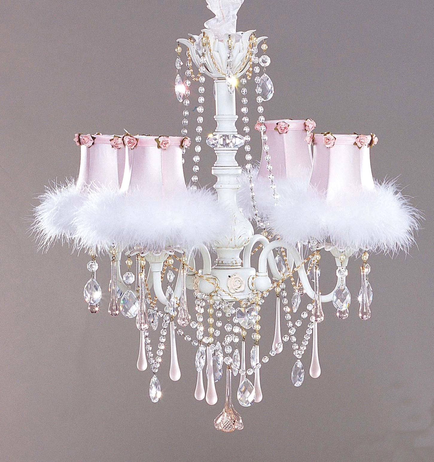 Best Ideas To Choose The Right Shabby Chic Chandeliers (View 12 of 15)