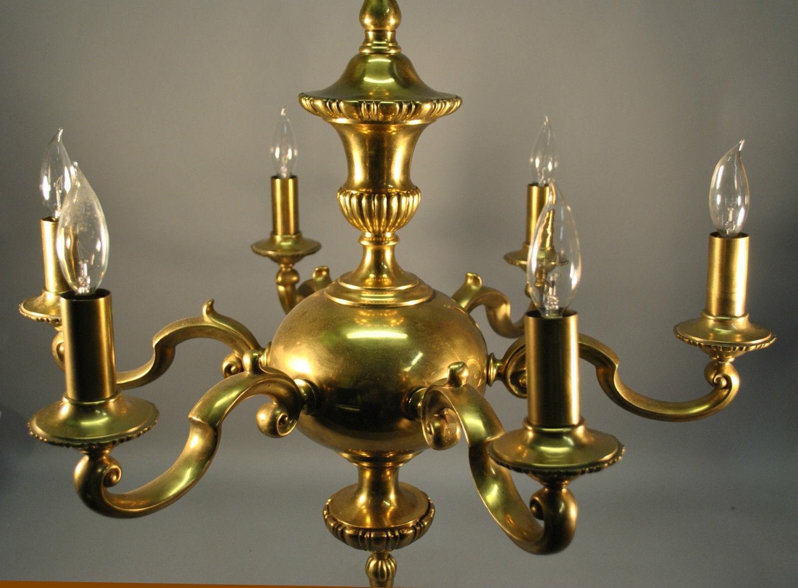 Brass Light Fixtures (View 9 of 15)