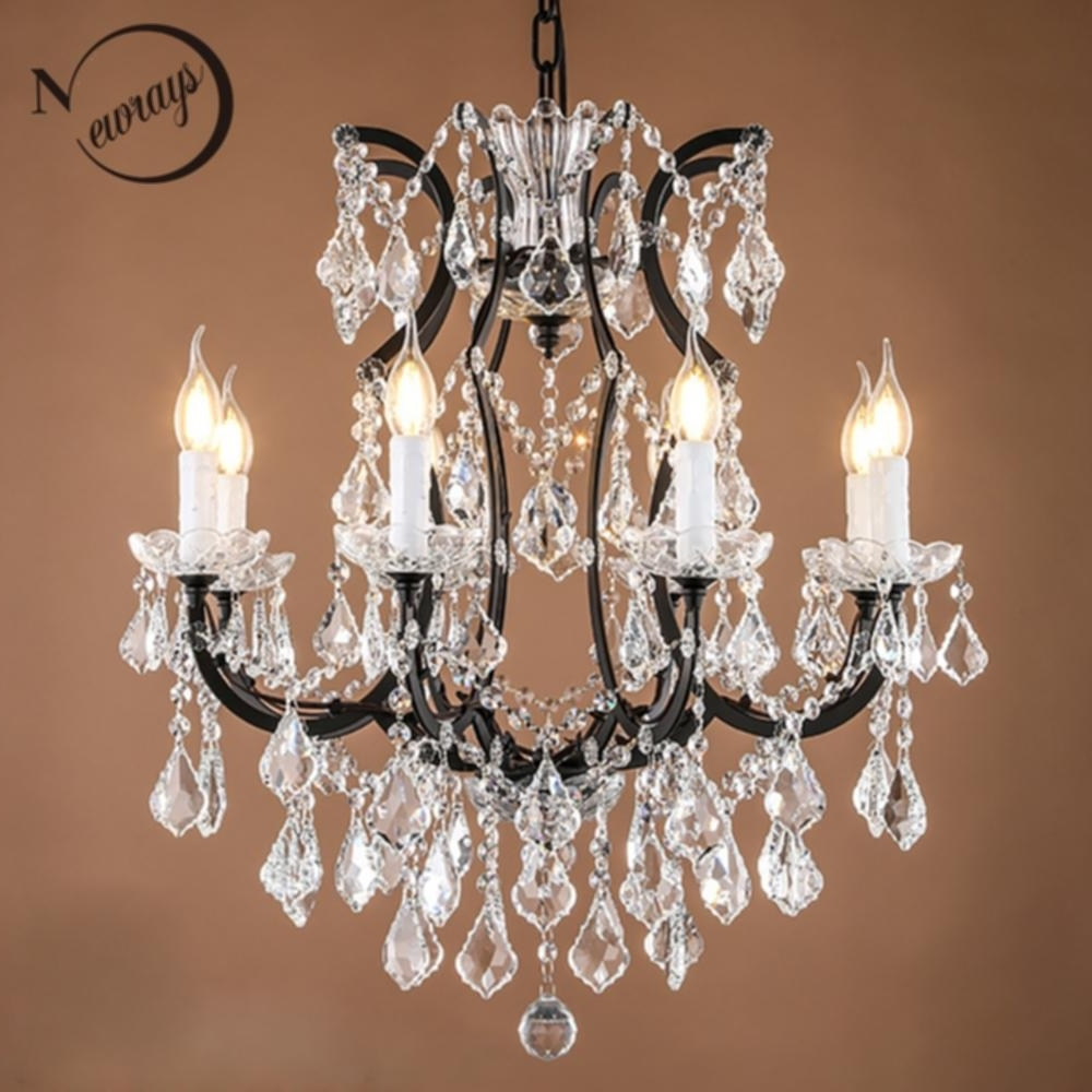 Bryony 9 Light Chandelier Online Get Cheap Vintage French Chandelier Regarding 2018 Vintage Style Chandelier (View 3 of 15)