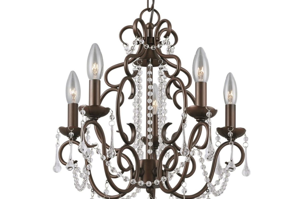 Chandelier : Beautiful Metal Ball Candle Chandeliers Chandeliers Throughout Most Popular Metal Ball Candle Chandeliers (View 2 of 15)