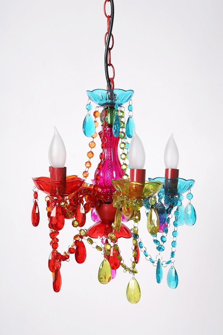 Chandeliers, Chandelier With Regard To Current Small Red Chandelier (View 11 of 15)